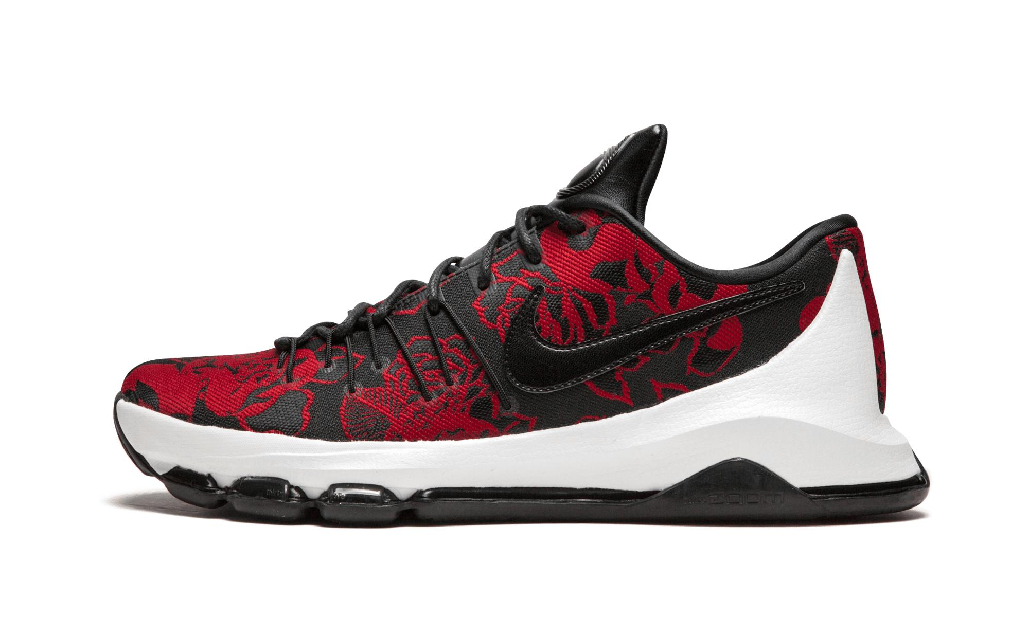 59fd26a03bf3 Lyst - Nike Kd 8 Ext in Red for Men