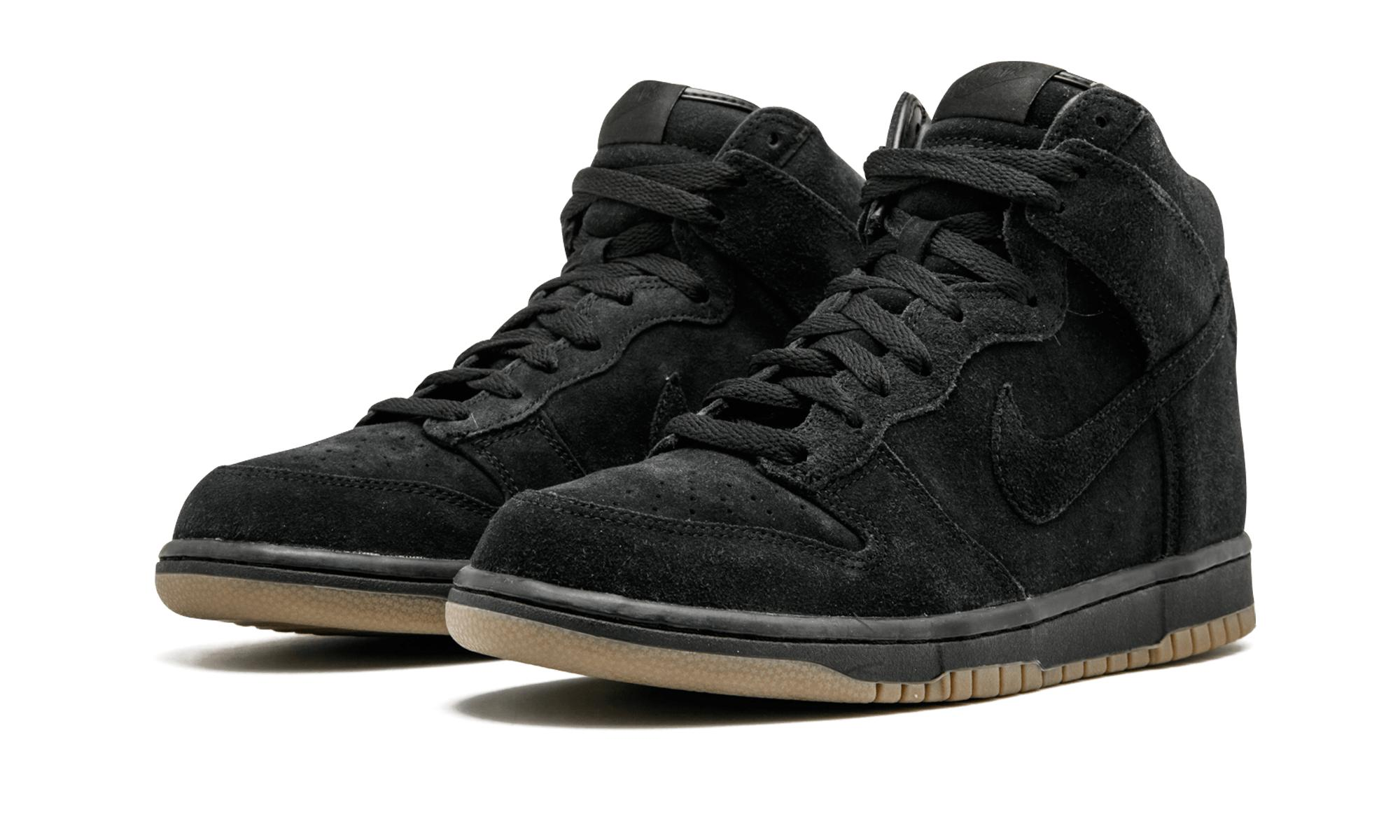 new product a7a07 17e30 Nike Dunk High  08 Apc Sp in Black for Men - Lyst