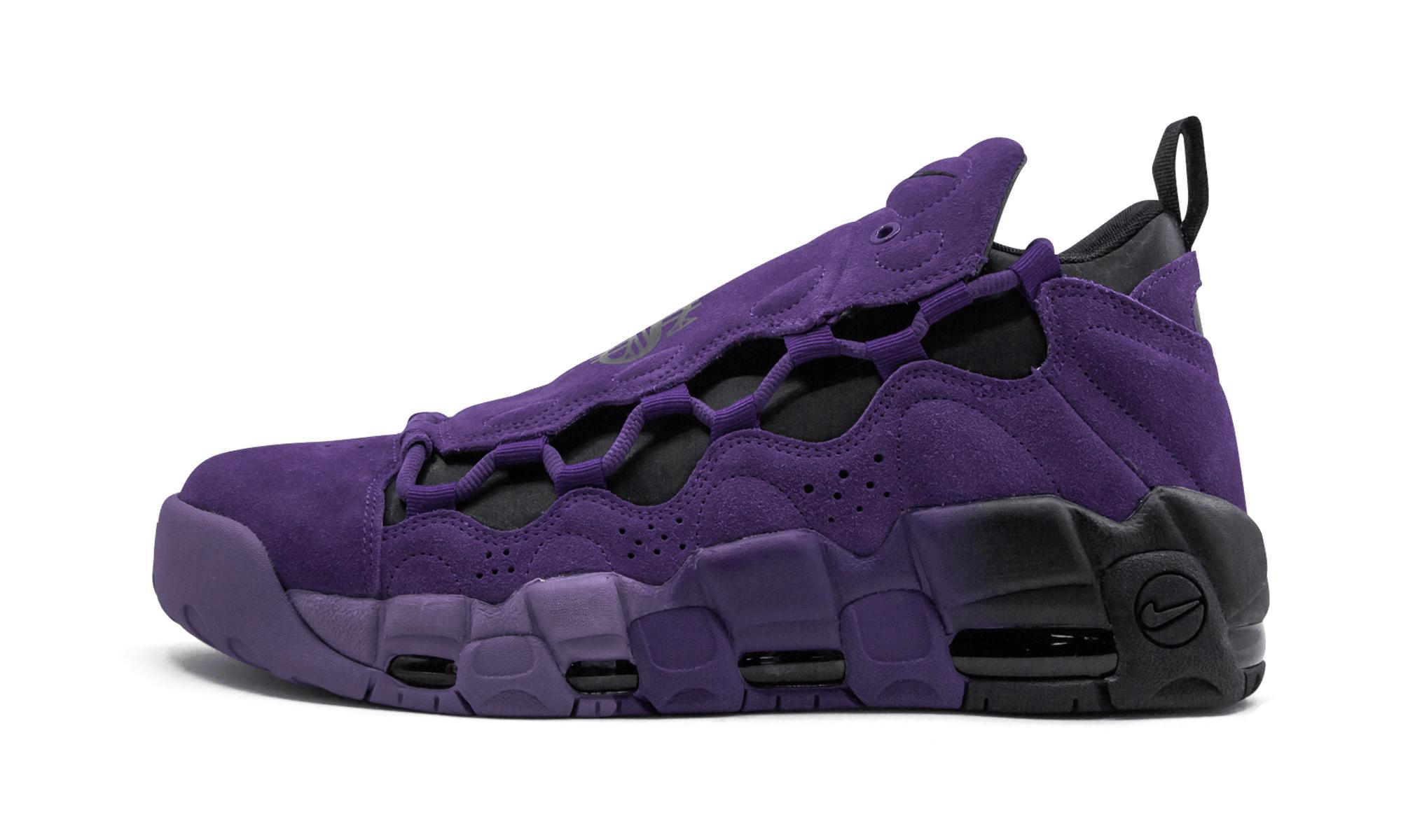 size 40 d7478 4dcc0 Nike. Men s Purple Air More Money Qs Prpl
