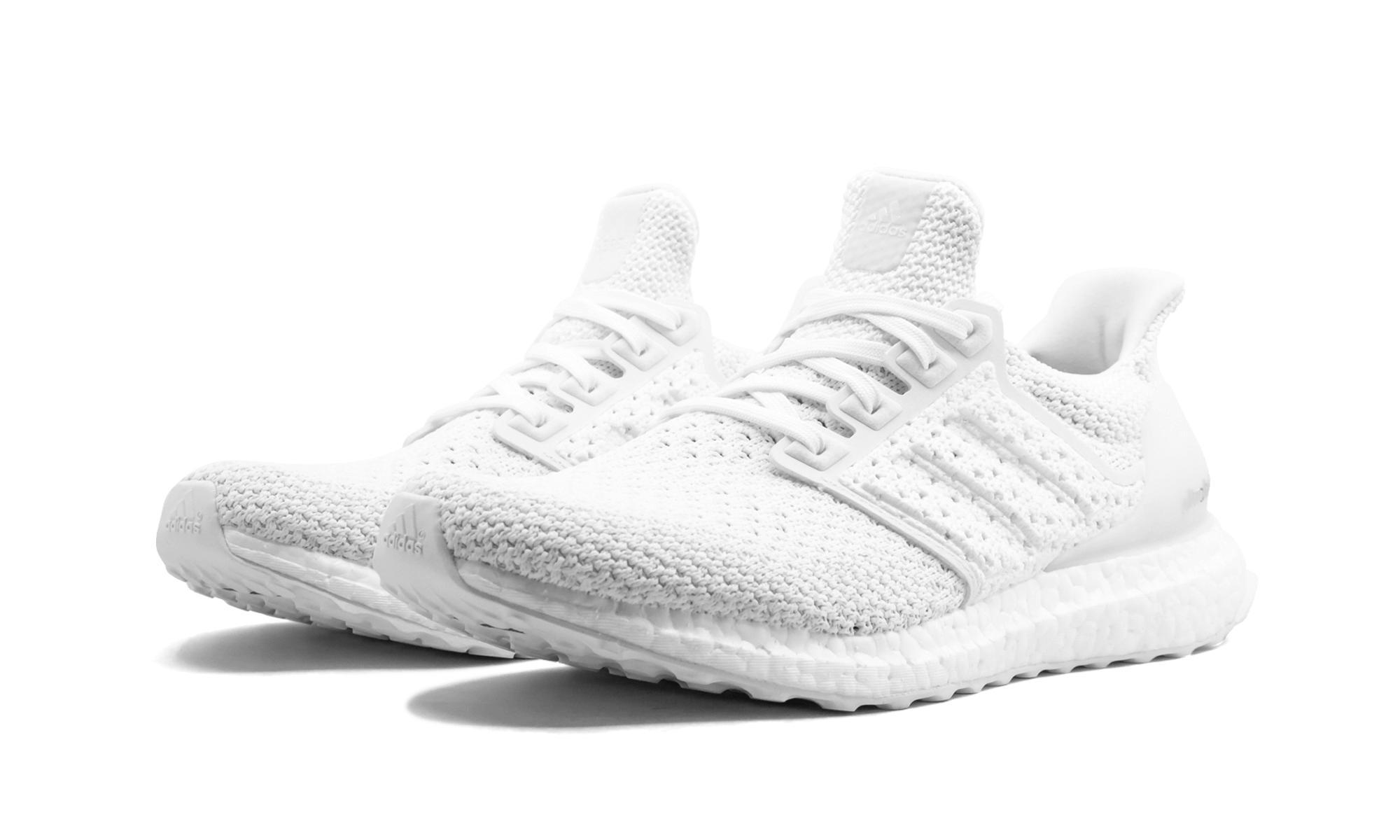 ba44e16d8a5d0 Adidas - White Ultraboost Clima for Men - Lyst. View fullscreen