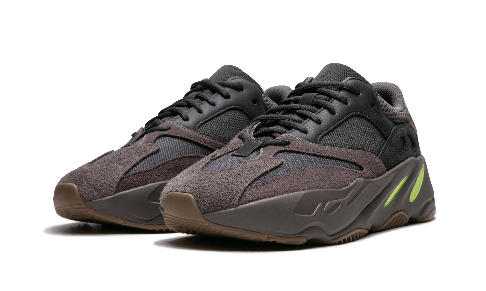 59c39464c80 Adidas - Purple Yeezy Boost 700 for Men - Lyst. View fullscreen