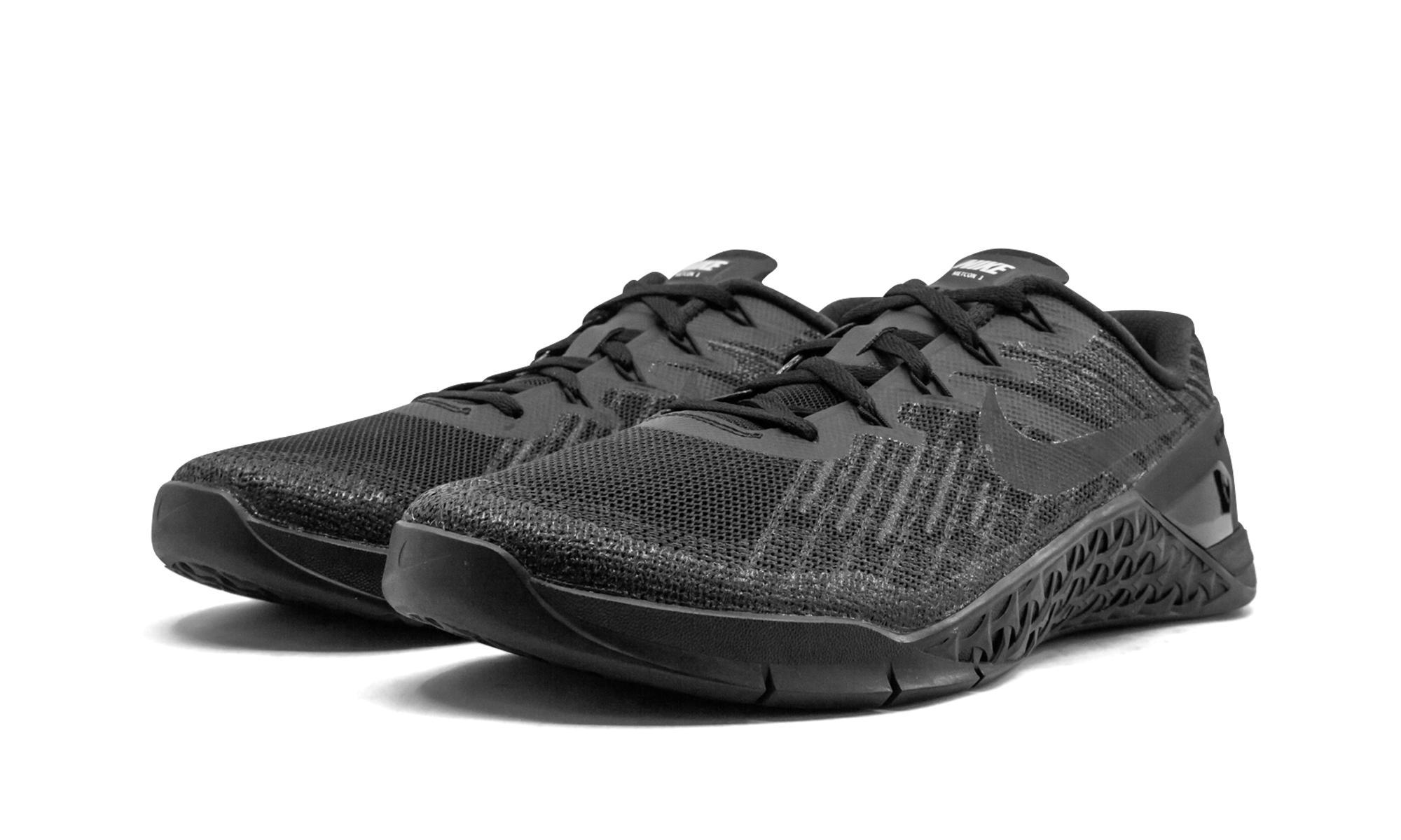 ac5635e2655b7 Nike - Black Metcon 3 for Men - Lyst. View fullscreen