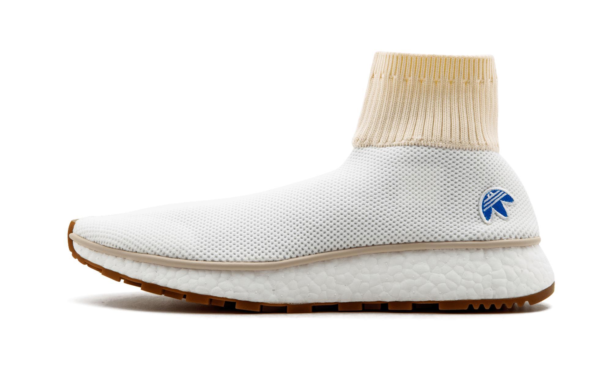 Lyst Adidas AW correr limpio en blanco para hombres