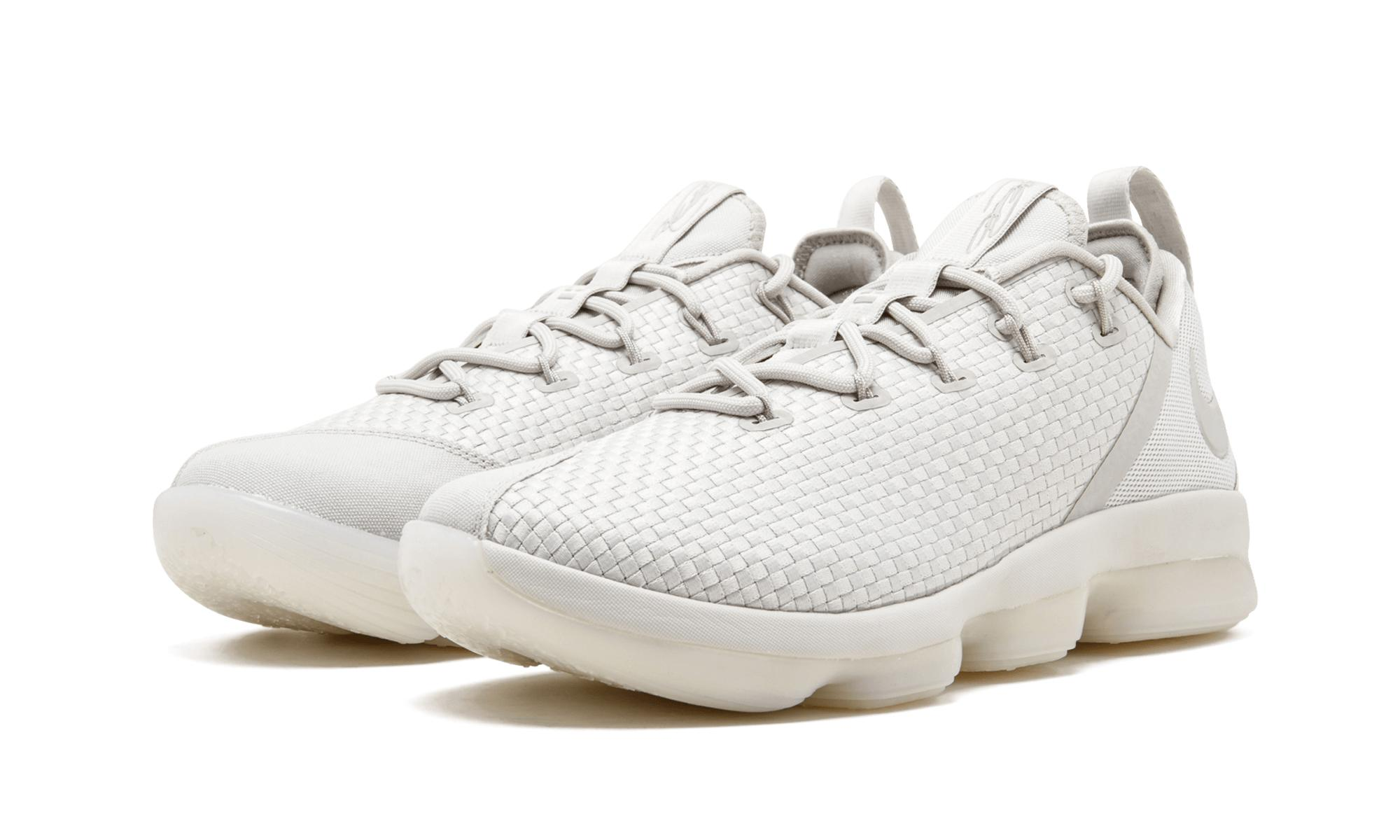 Nike - White Lebron Xiv Low - Lyst. View fullscreen c27212c1f