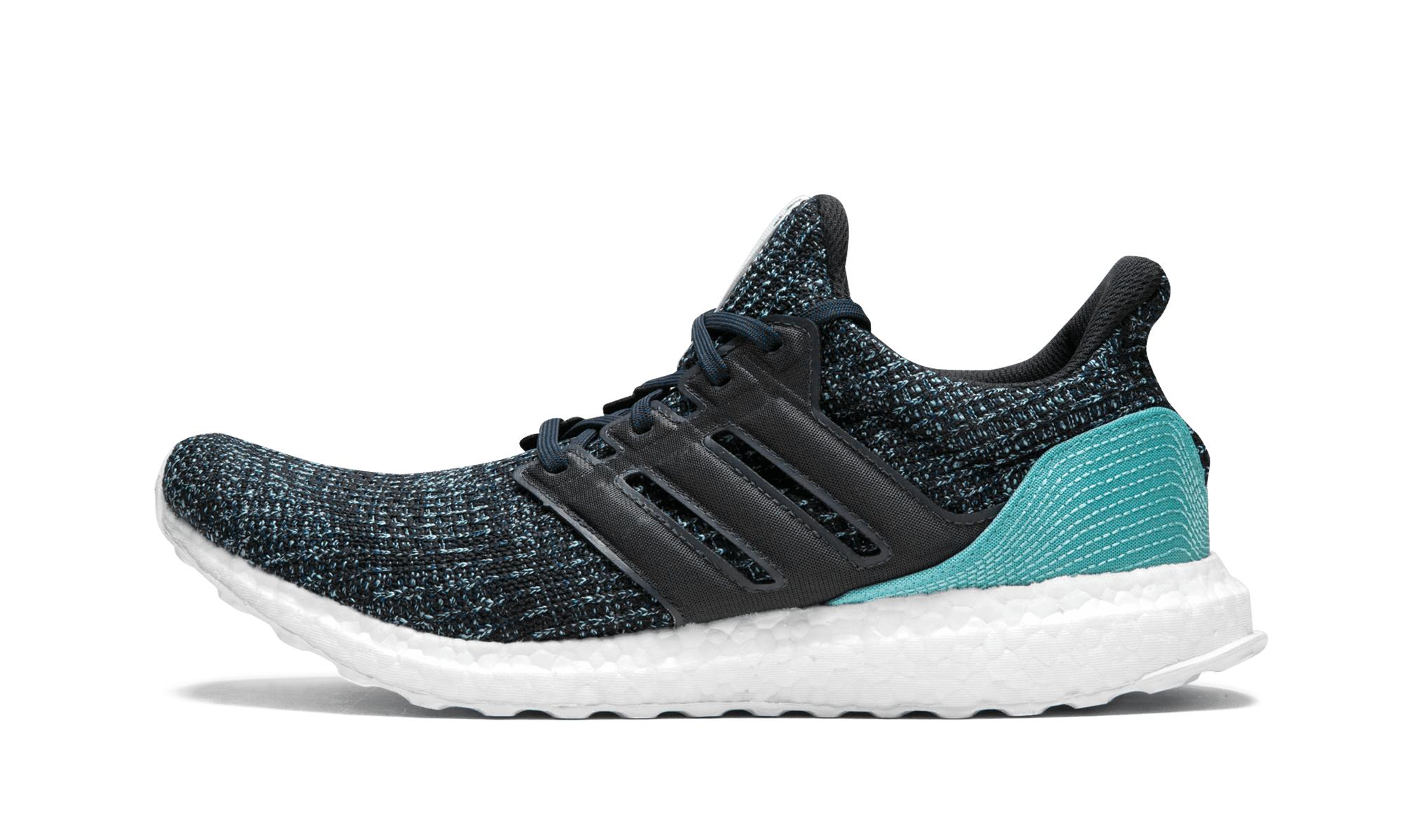 c32acfd74 adidas Ultraboost Parley in Blue for Men - Save 23% - Lyst