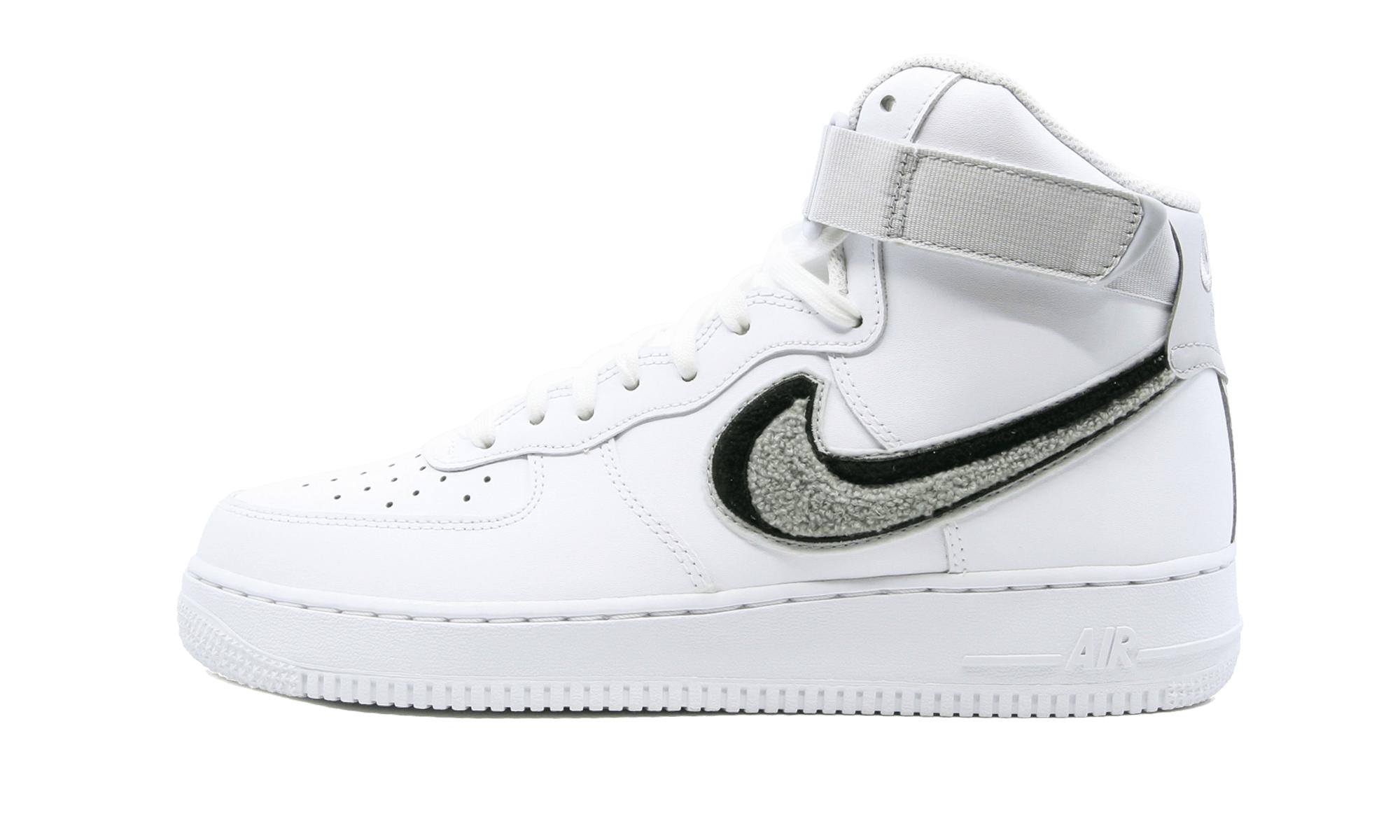 Nike. Men s White Air Force 1 High 07 Lv8. £83 From Stadium Goods b85cec407