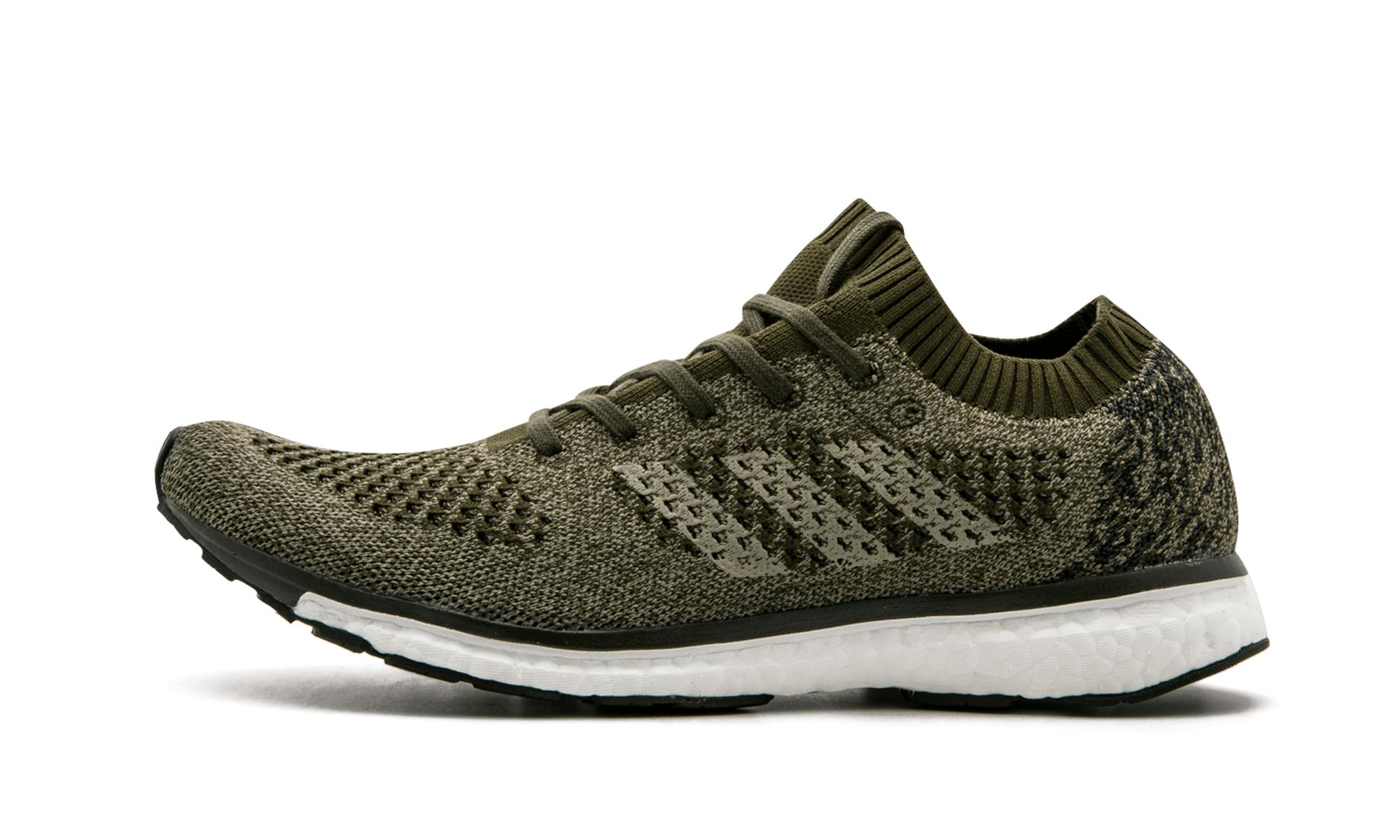 sports shoes 433fd 2db41 adidas. Mens Green Adizero Prime Ltd