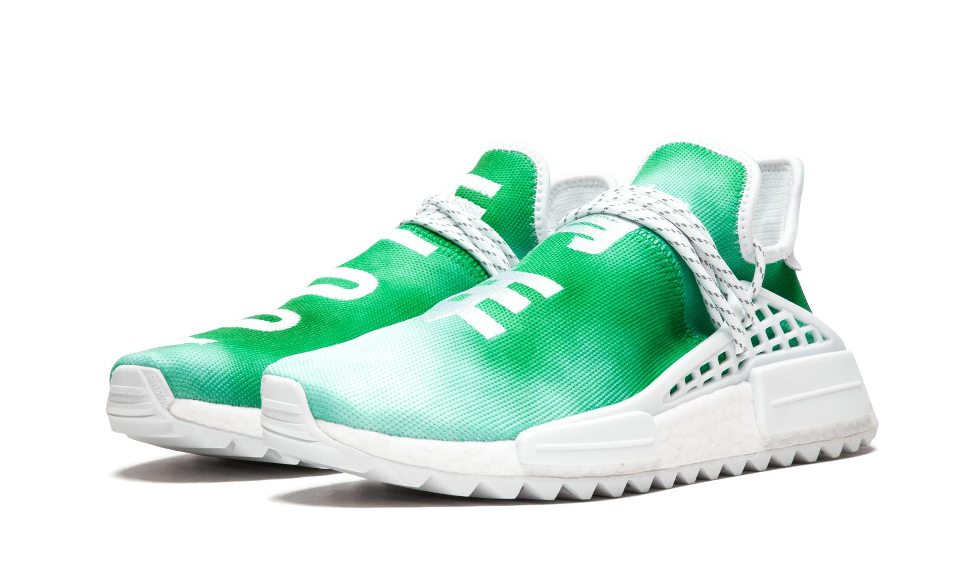 da1d9920147d Adidas - Green Pharrell Williams Hu Holi Nmd Mc for Men - Lyst. View  fullscreen