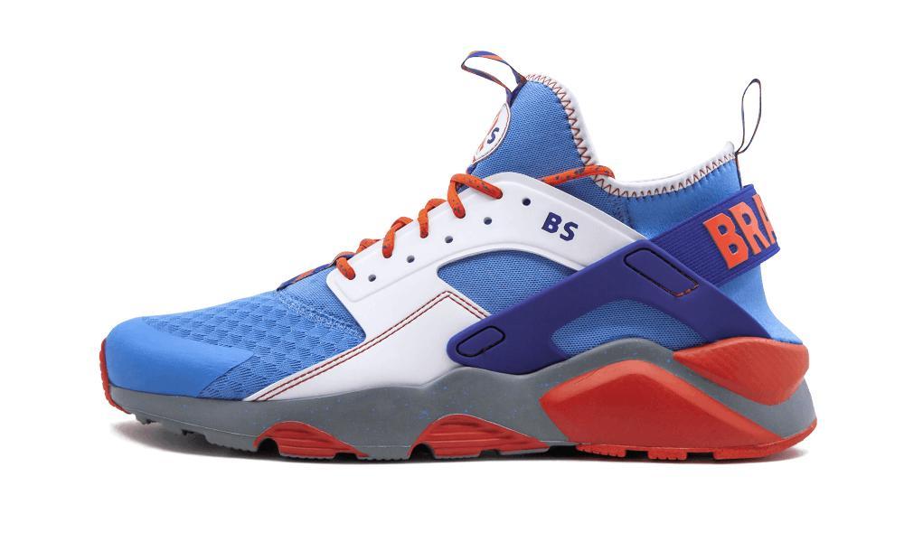 e4d8a5c7eff4 Lyst - Nike Air Huarache Run Ultra Db University Blue  doernbecher ...
