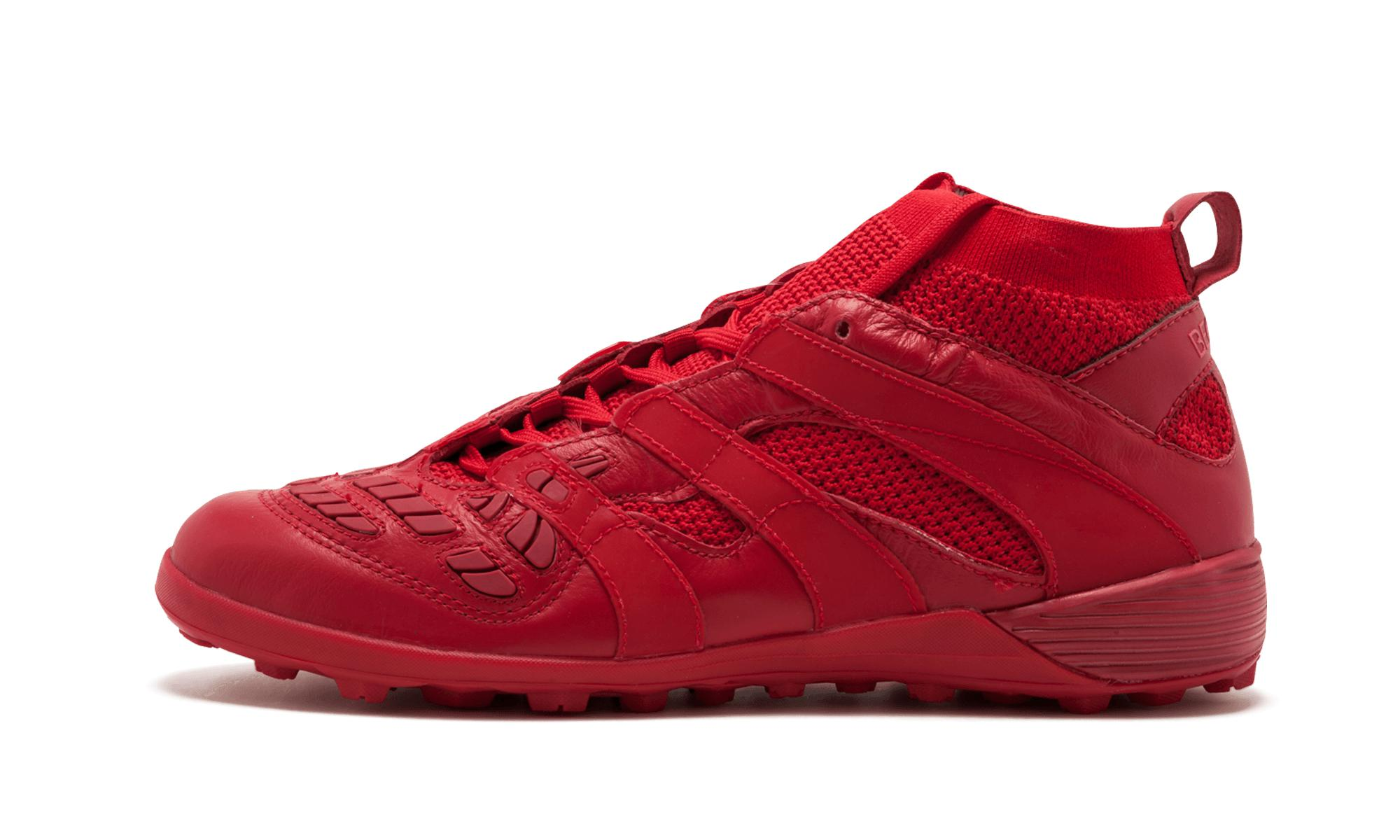 new product f3ccd 6b06a Lyst - adidas Db Accelerator Tf in Red for Men