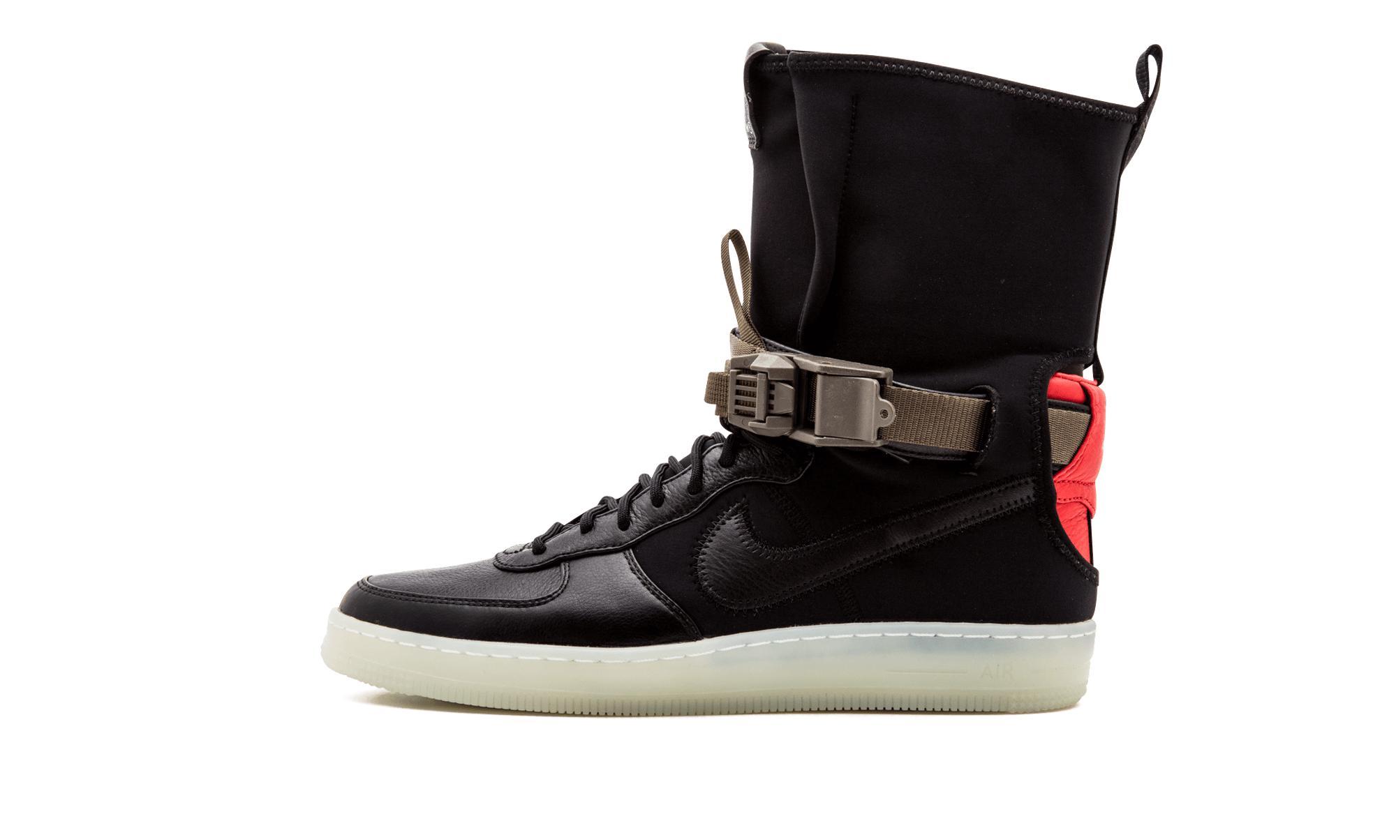 c41b9e03844 Lyst - Nike Af1 Downtown Hi Sp acronym in Black for Men - Save 40%