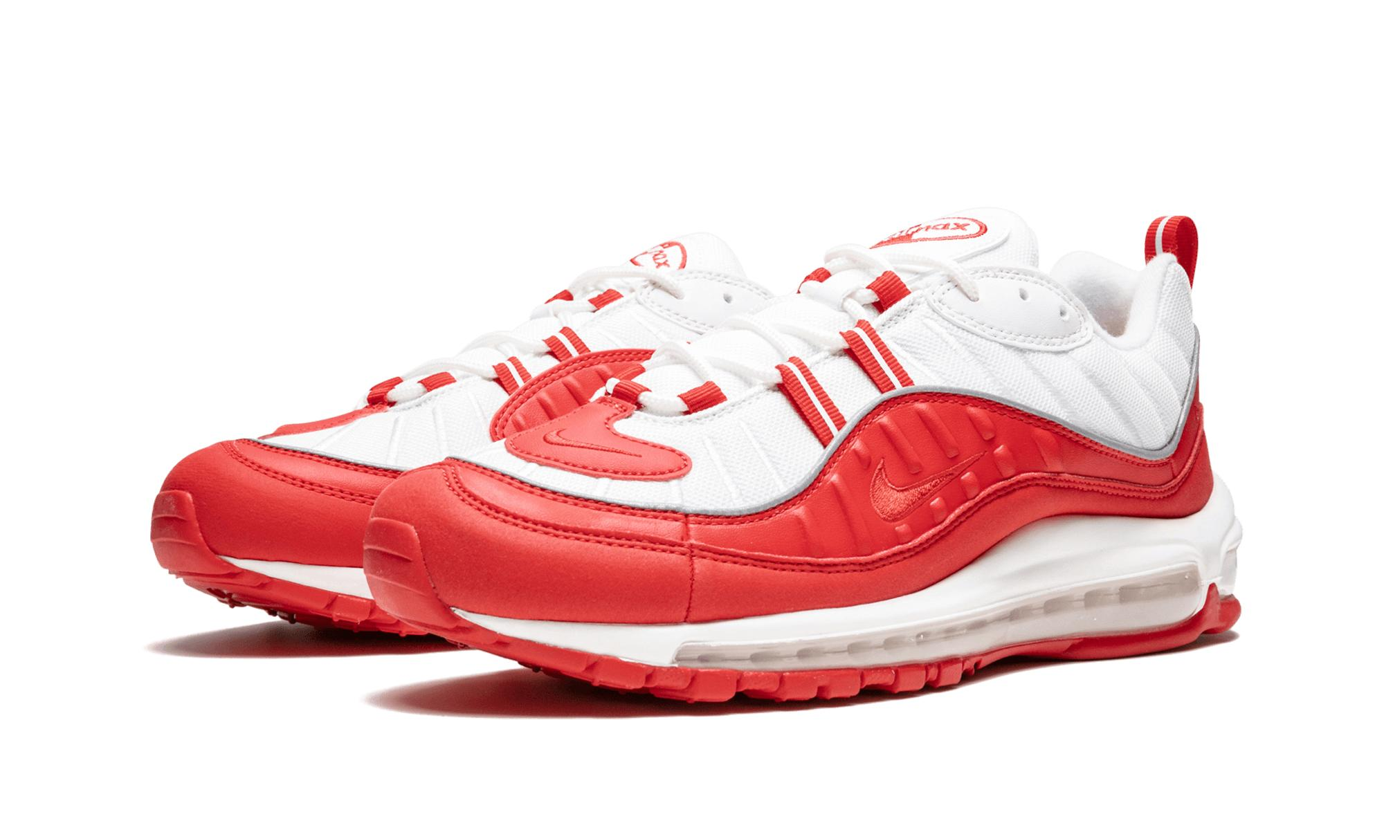 brand new 25837 80188 Men's Red Air Max 98