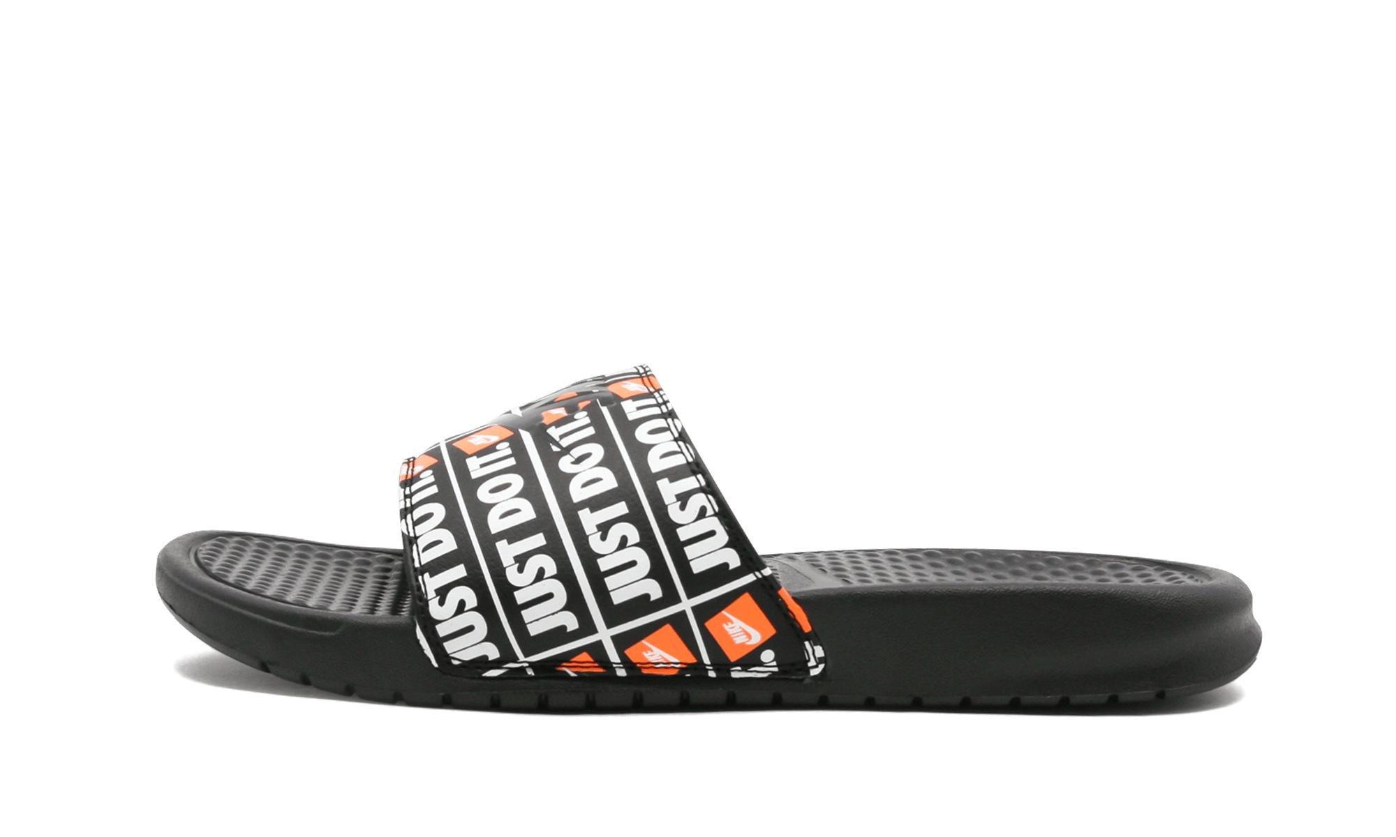 d26e9a9558afac Nike Benassi Jdi Print in Black for Men - Save 40.0% - Lyst