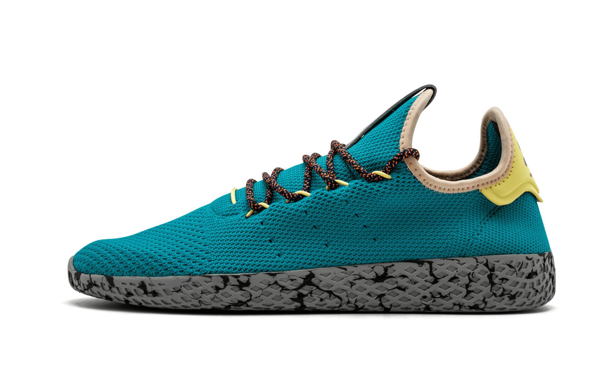 9c2d39c63 adidas Pharrell Williams Tennis Hu in Blue for Men - Save 32% - Lyst