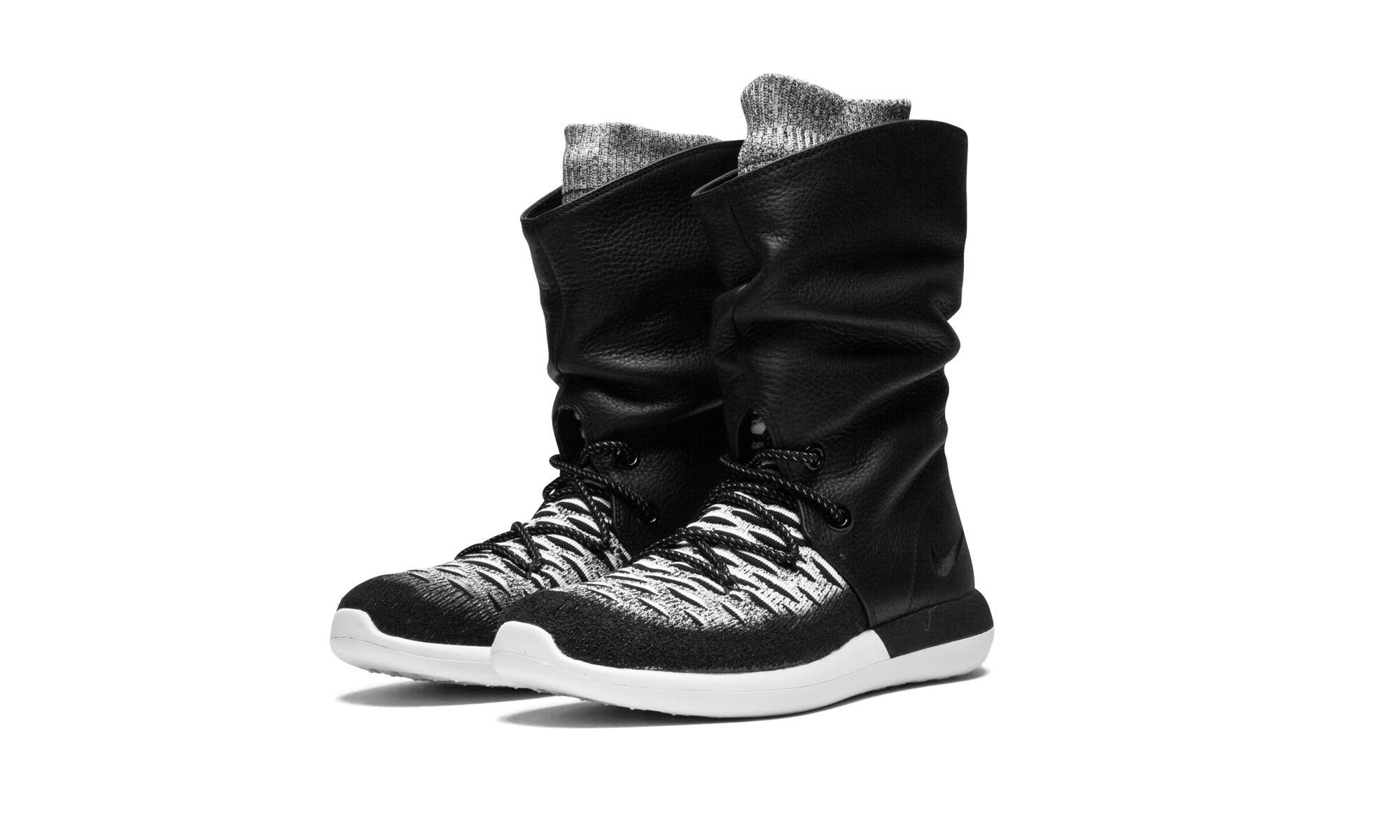 3cfcfd55615 Nike - Black W Roshe Two Hi Flyknit - Lyst. View fullscreen