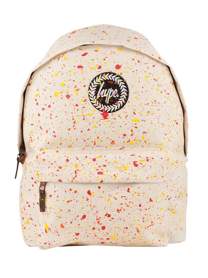 Hype Sand Multi Speckle Backpack in Natural - Lyst 0255b99416264