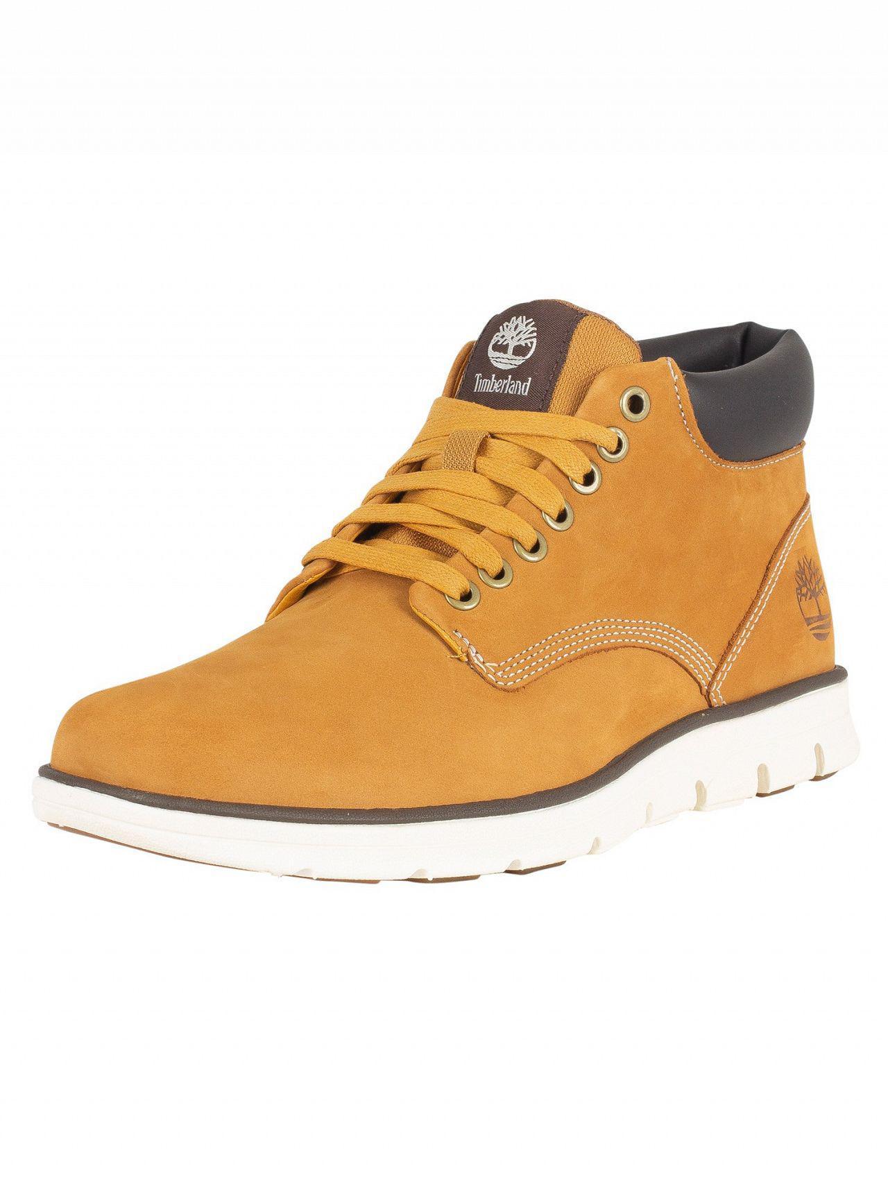 Men's Bradstreet Chukka Boots Yellow