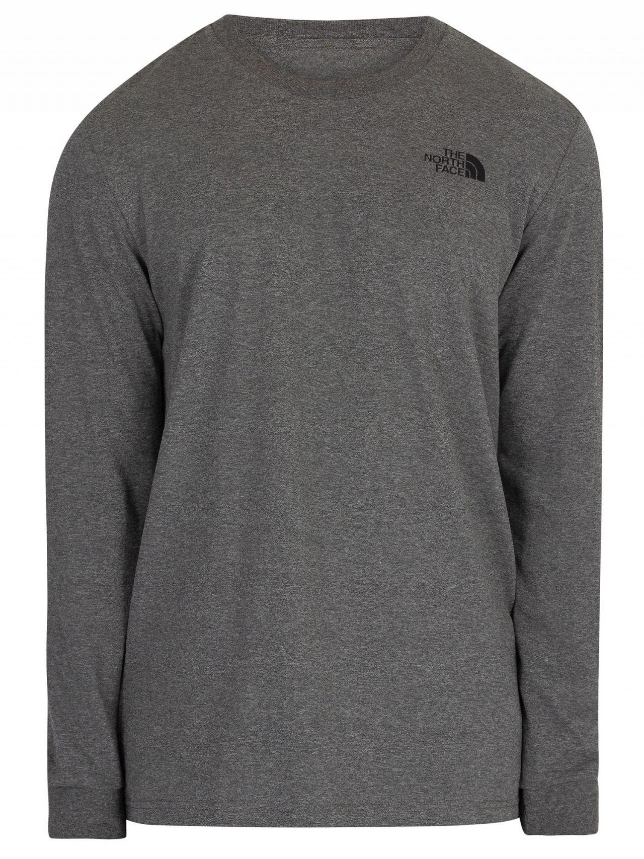 b353df4f9f4 The North Face Men s Simple Dome Longsleeved T-shirt