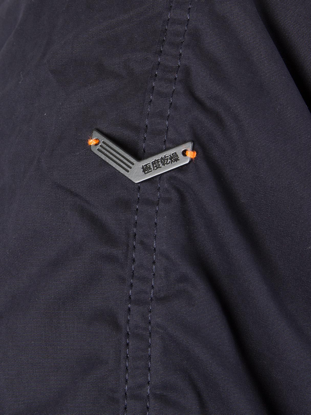e23d4149ac6533 Superdry Dark Navy Sd-3 Parka Jacket in Blue for Men - Lyst