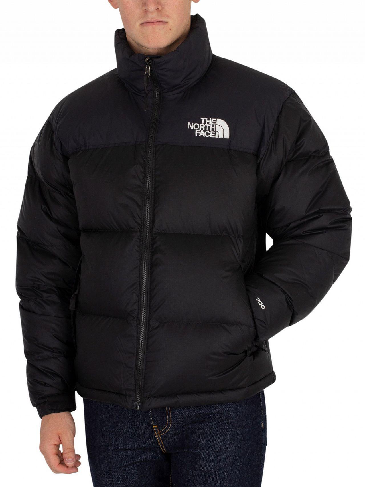 017e6ca470 The North Face Black 1996 Retro Nuptse Jacket in Black for Men - Lyst