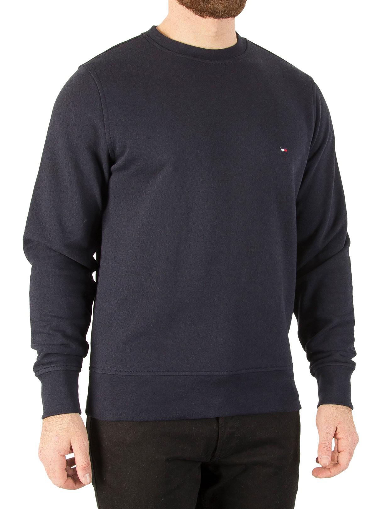 a506c5ff6 Tommy Hilfiger Sky Captain Core Sweatshirt in Blue for Men - Lyst