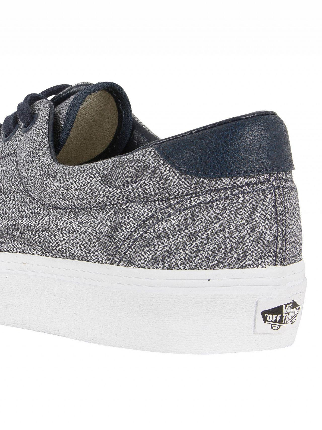 65595cbbfdf Lyst - Vans Blueberry true White Era 59 Suiting Trainers for Men
