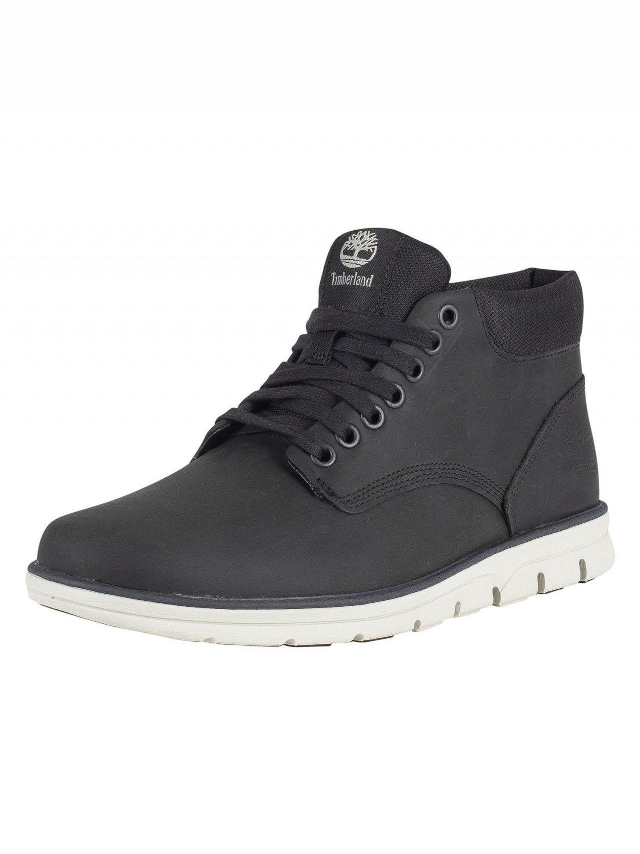 Lyst - Timberland Dark Grey Full Grain Bradstreet Chukka Leather ... ddebad283a4e