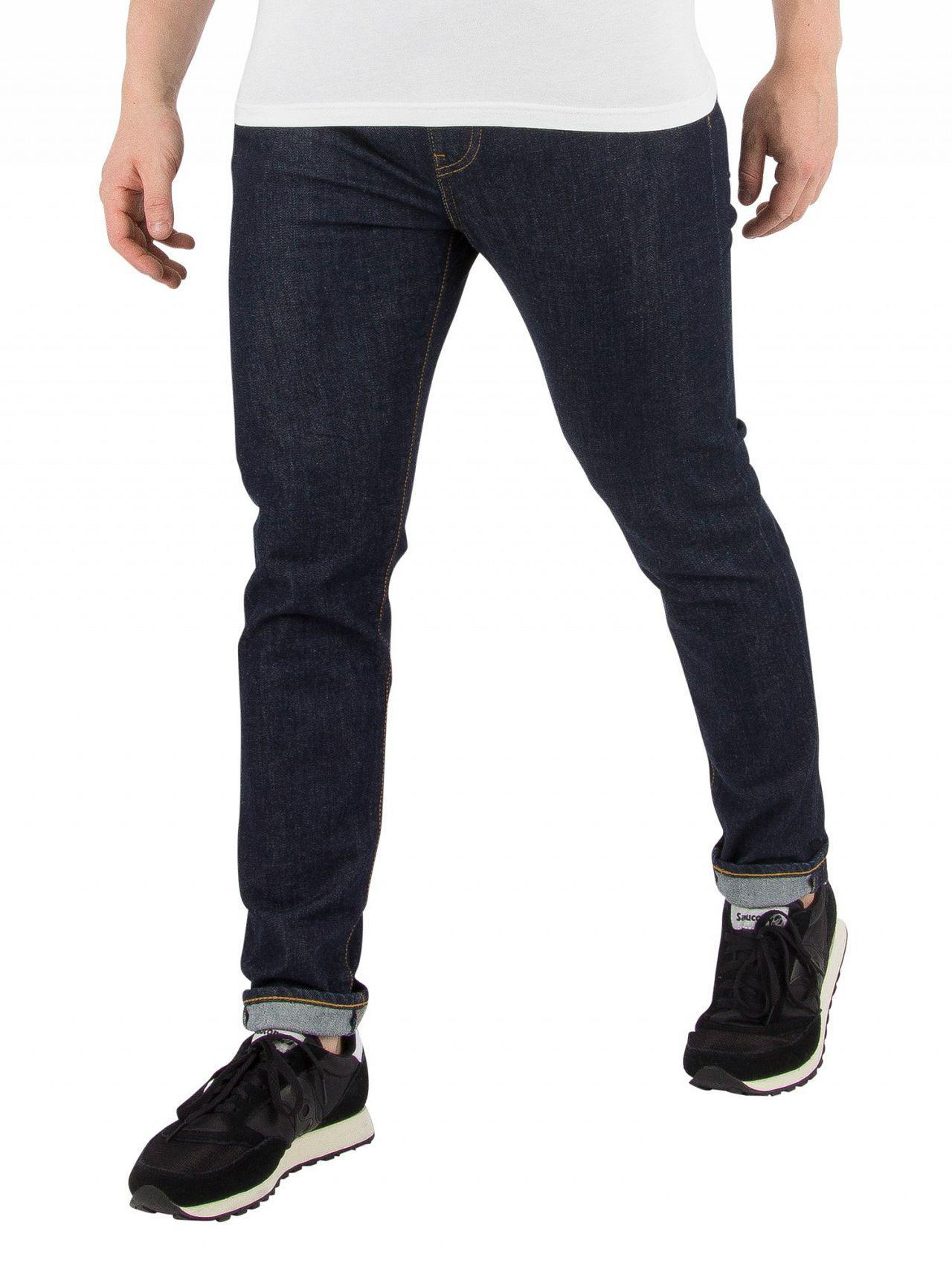 9dbddec232cc Levi s Rock Cod 512 Slim Taper Fit Jeans in Blue for Men - Lyst