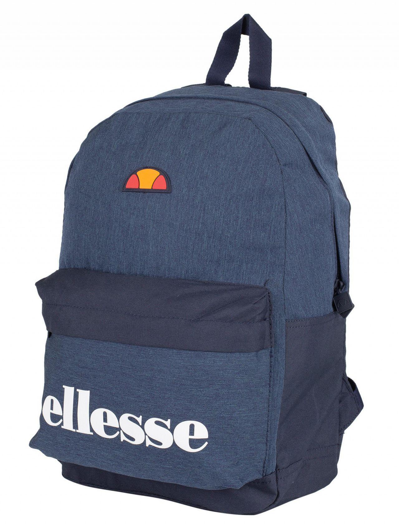 5a21ee556e Ellesse - Blue Regent Ii Backpack Bag - Lyst. View fullscreen