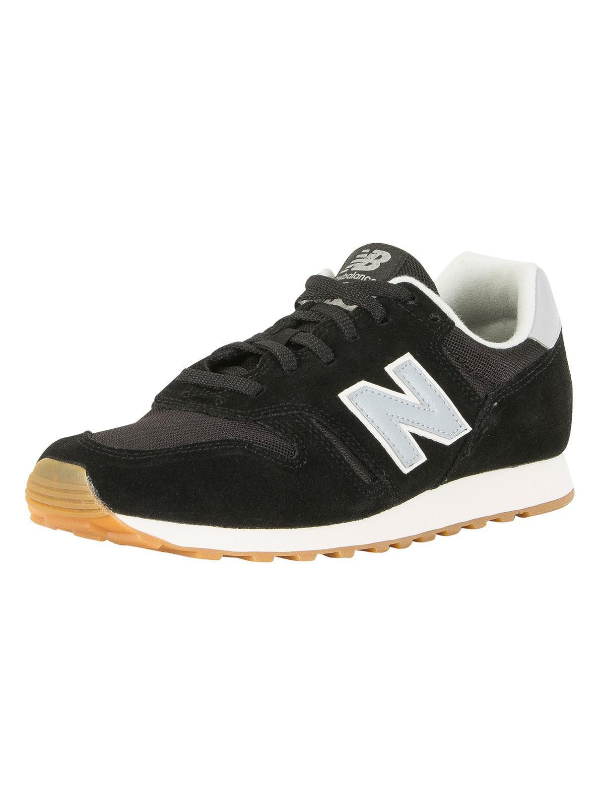 new balance light grey 373 trainers