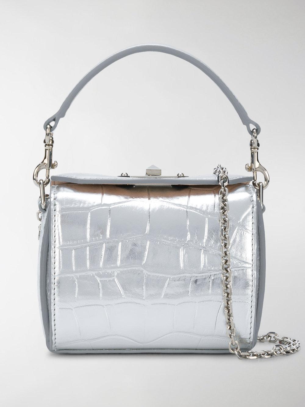 Alexander McQueen Nano shoulder bag hUfXE