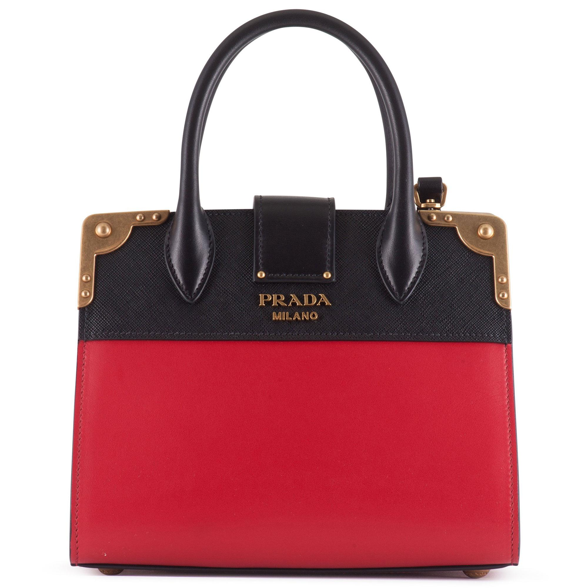 1a4227e24f2f Prada Saffiano Leather Bag Red | Stanford Center for Opportunity ...