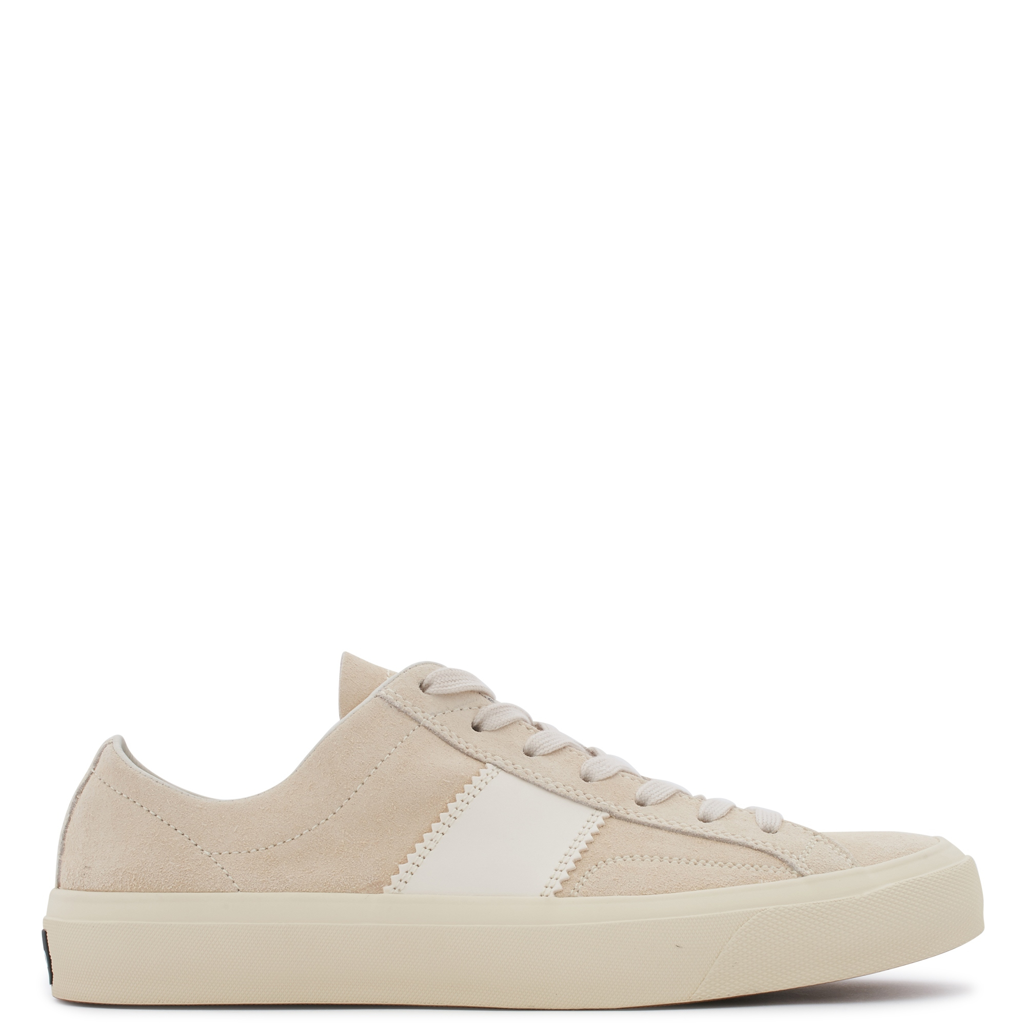 tom ford kenbridge suede sneakers in white for lyst