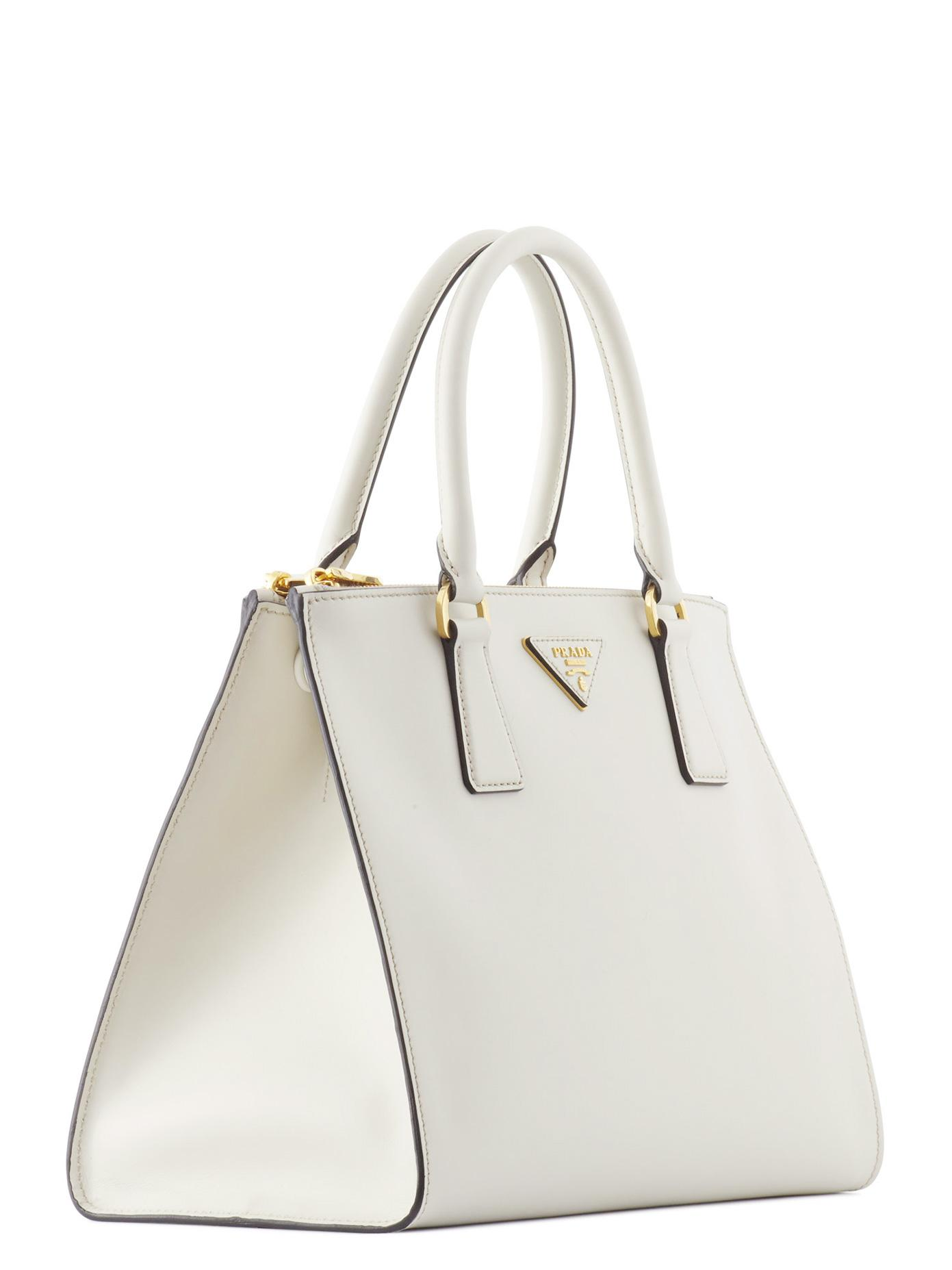 6a9cc1278a1f Prada Galleria Bag White | Stanford Center for Opportunity Policy in ...
