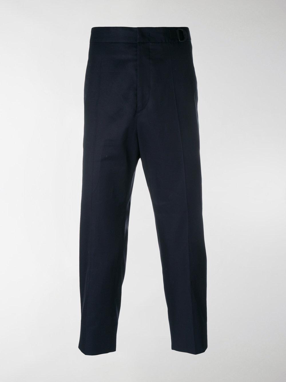 tailored trousers - Blue Jil Sander mowG9Jp