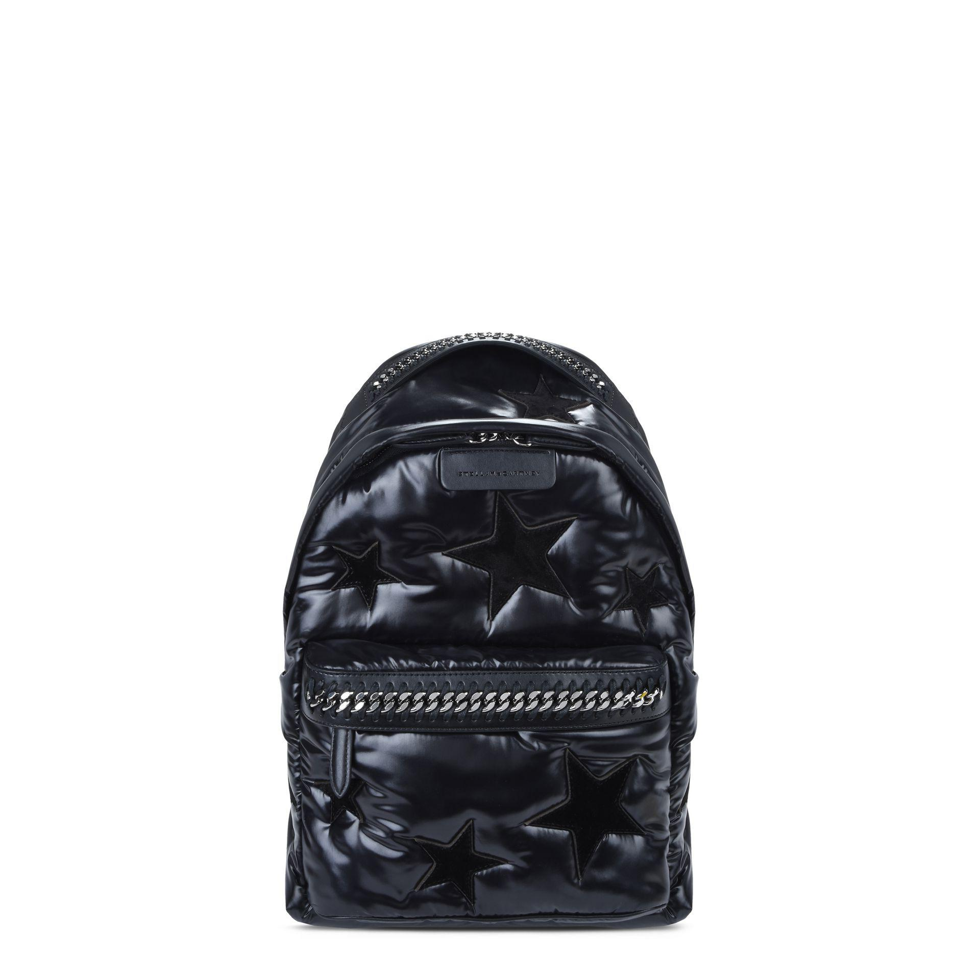 Cheap 2018 Newest Buy Cheap Low Shipping mini Falabella Go backpack - Metallic Stella McCartney Sale With Paypal RHQLl
