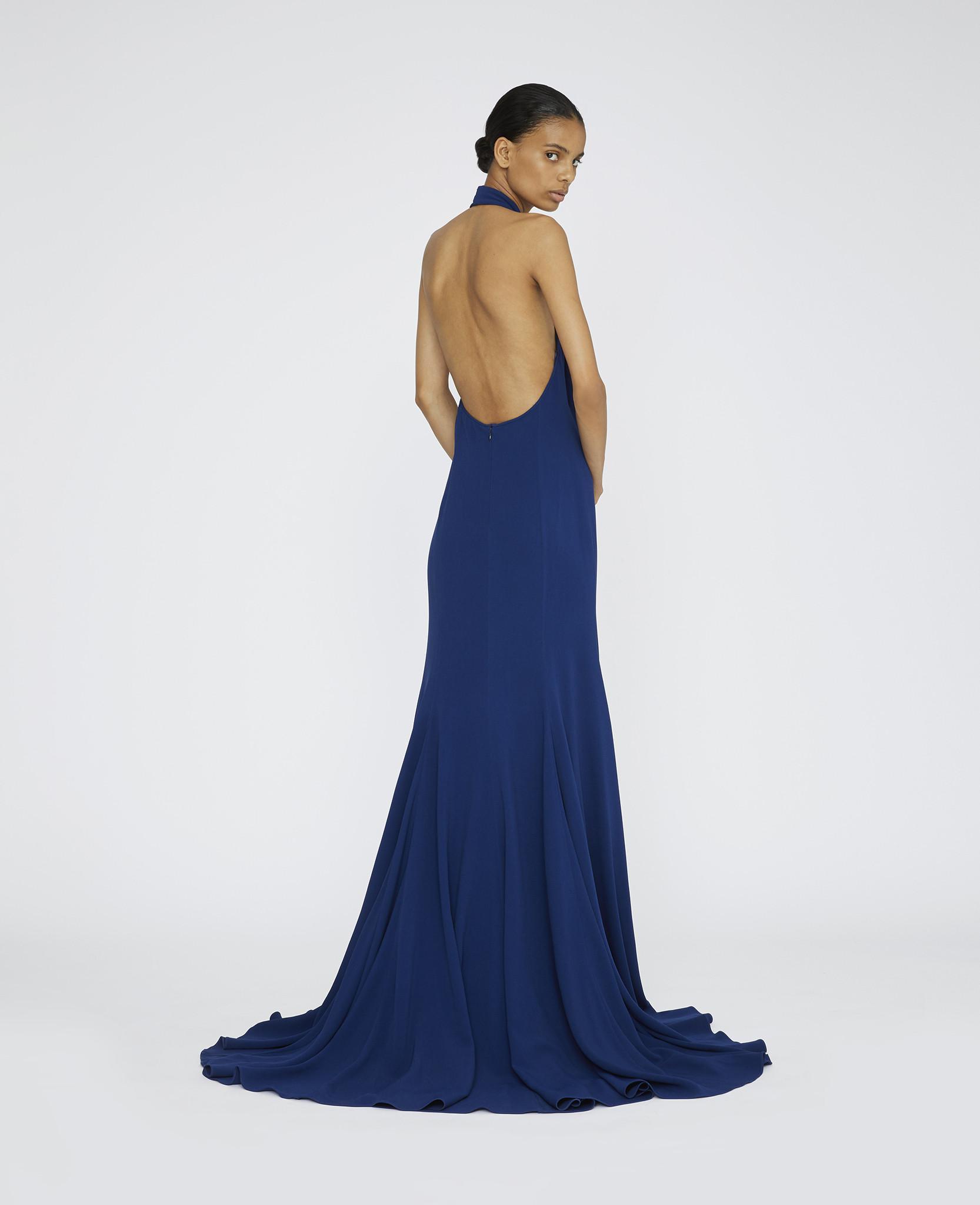Stella Mccartney Evening Dress In Blue Lyst