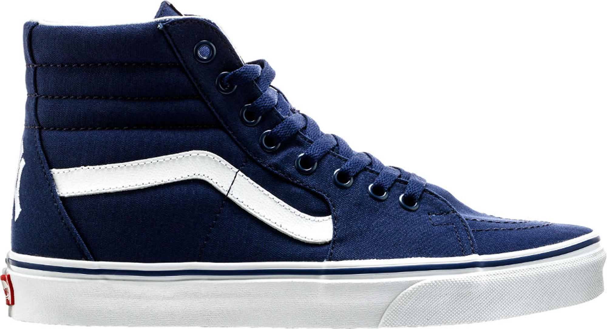 8ac7b851df0dc9 Lyst - Vans Sk8-hi New York Yankees in Blue for Men