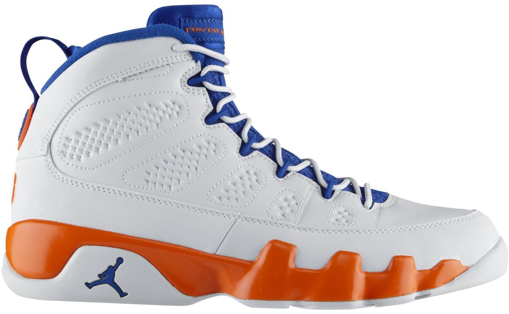 Lyst - Nike 9 Retro Fontay Montana (knicks) in Blue for Men b806d0315ac5