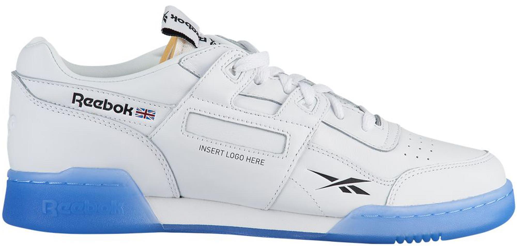 728cec7e4463 Lyst - Reebok Workout Plus 3 am Nola in White for Men