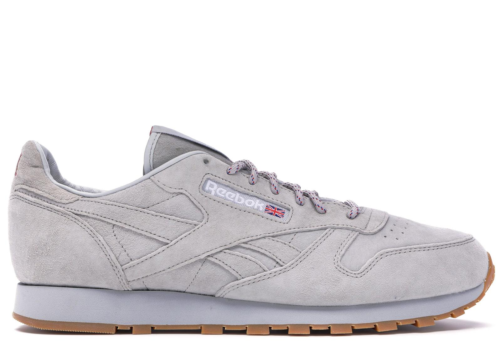 ddf14d6dc32 Lyst - Reebok Classic Leather Kendrick Lamar Red And Blue in Blue ...