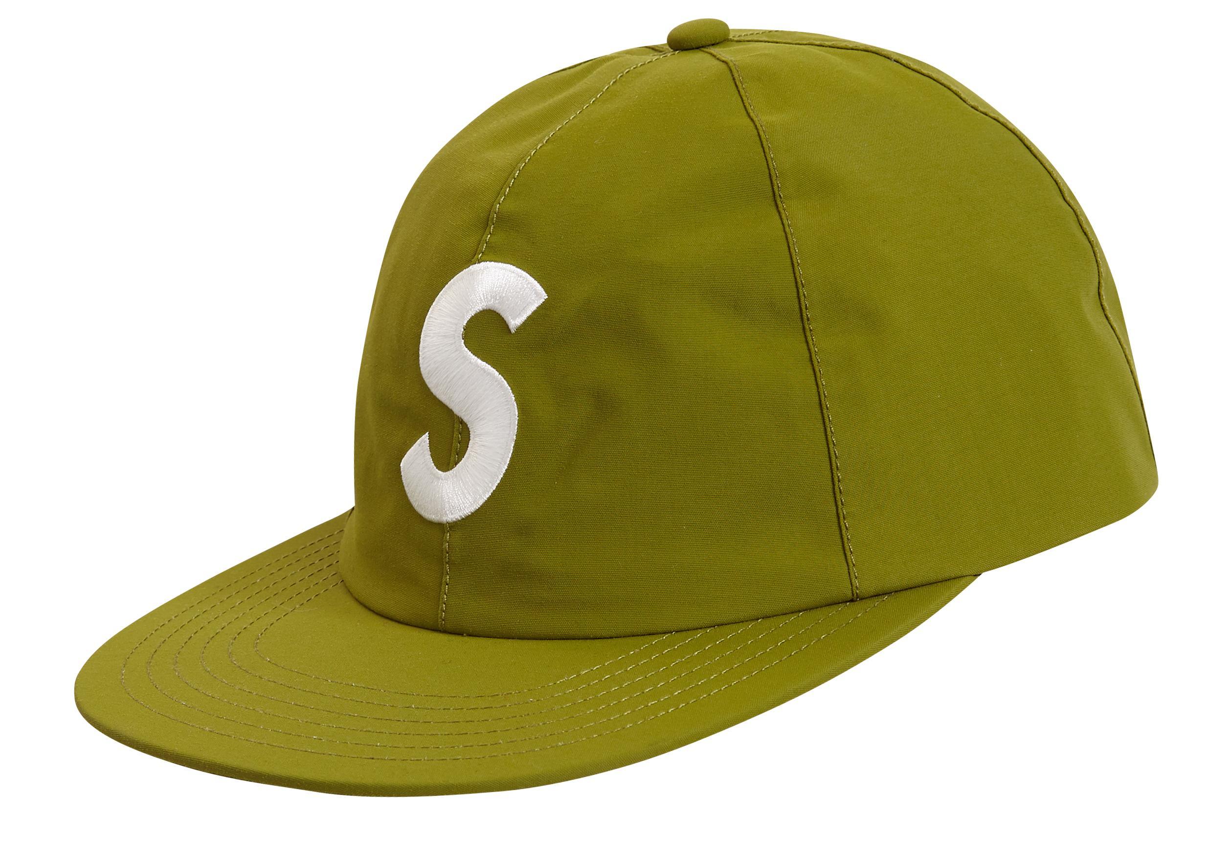 af4f0dd5 Lyst - Supreme Gore Tex S Logo 6 Panel Green in Green for Men