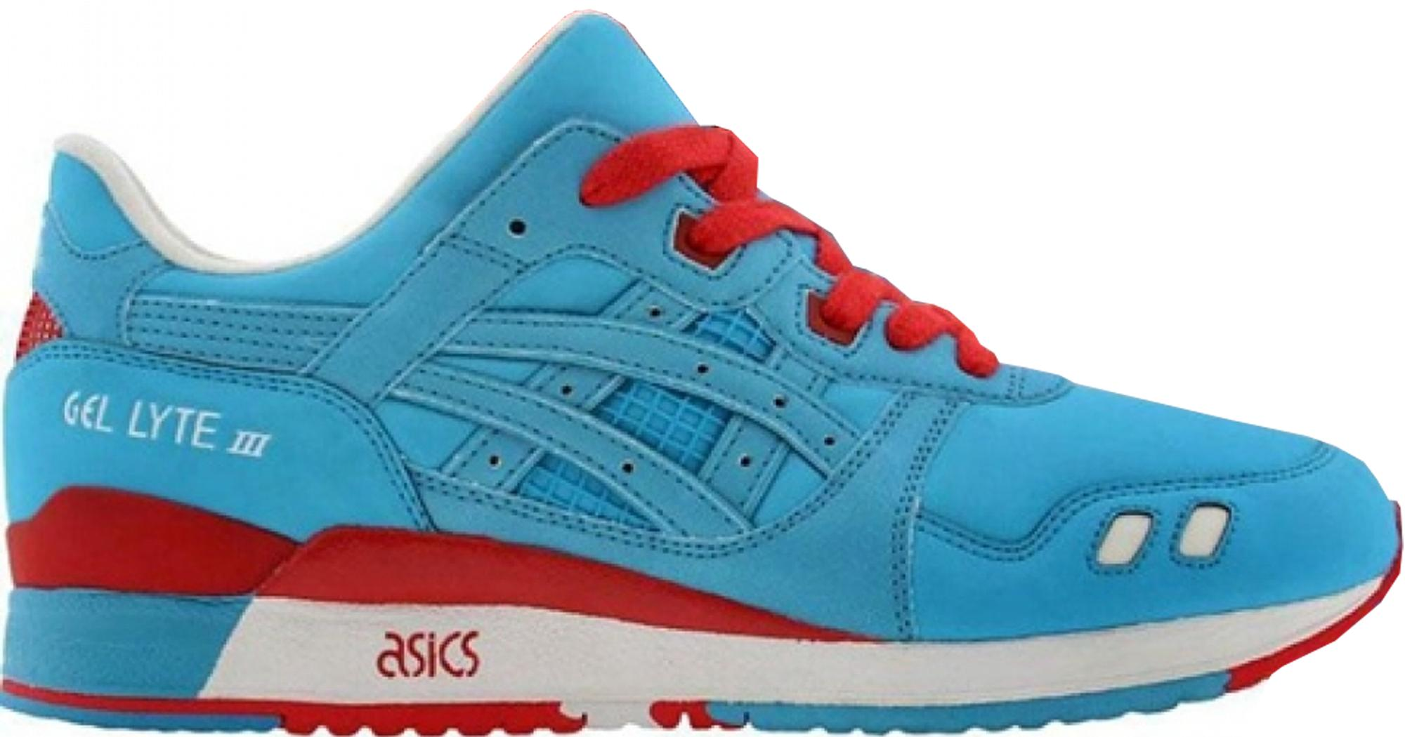 473beaa2 Asics - Gel-lyte Iii Bait Blue Ring for Men - Lyst. View fullscreen