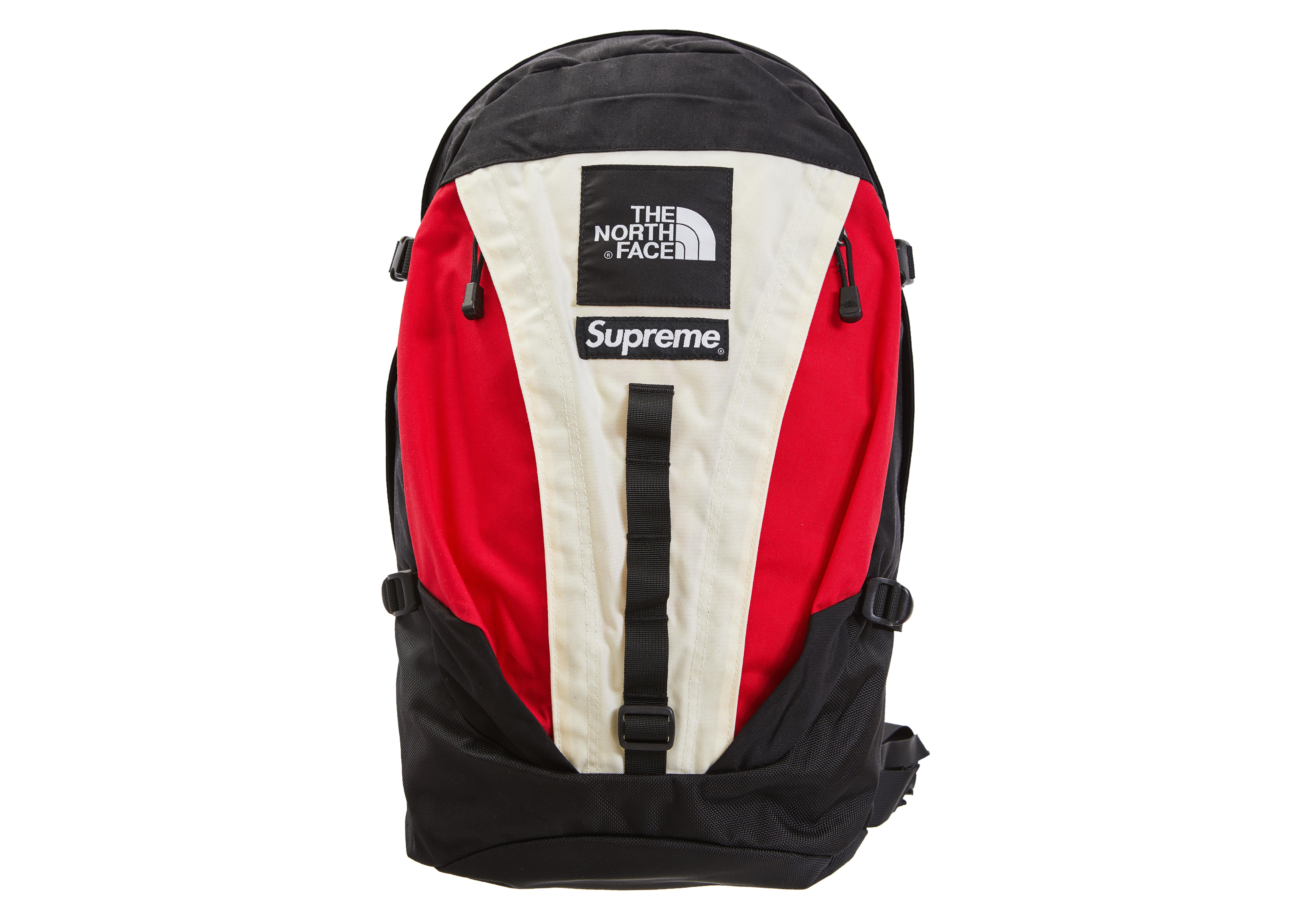 8b7603bc545b Lyst - Supreme The North Face Expedition Backpack White in White for ...