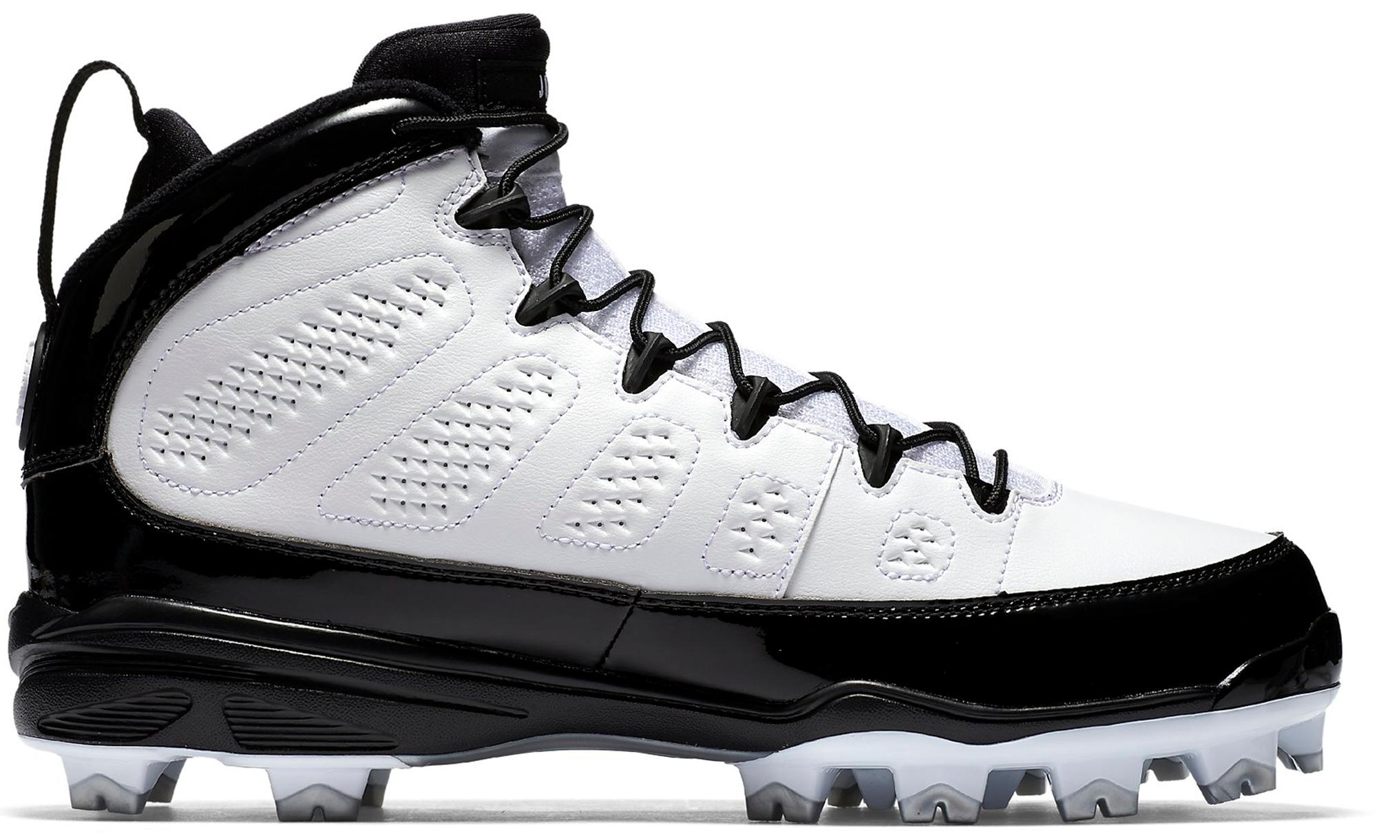 4c40a98c99a4ed Lyst - Nike 9 Retro Mcs Cleat Re2pect White Black in White for Men
