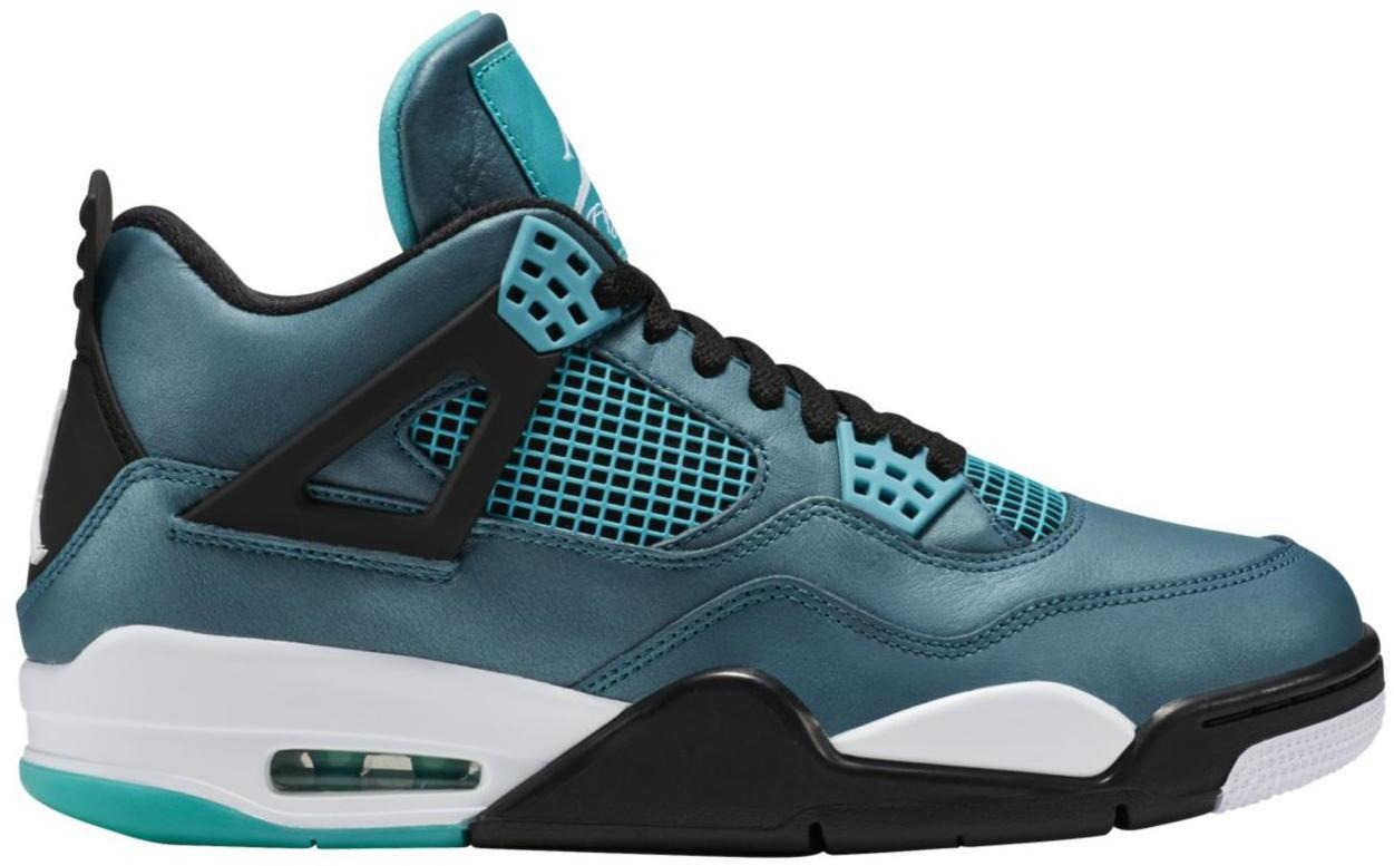 5f6ce7b0a Lyst - Nike 4 Retro Teal in Blue for Men