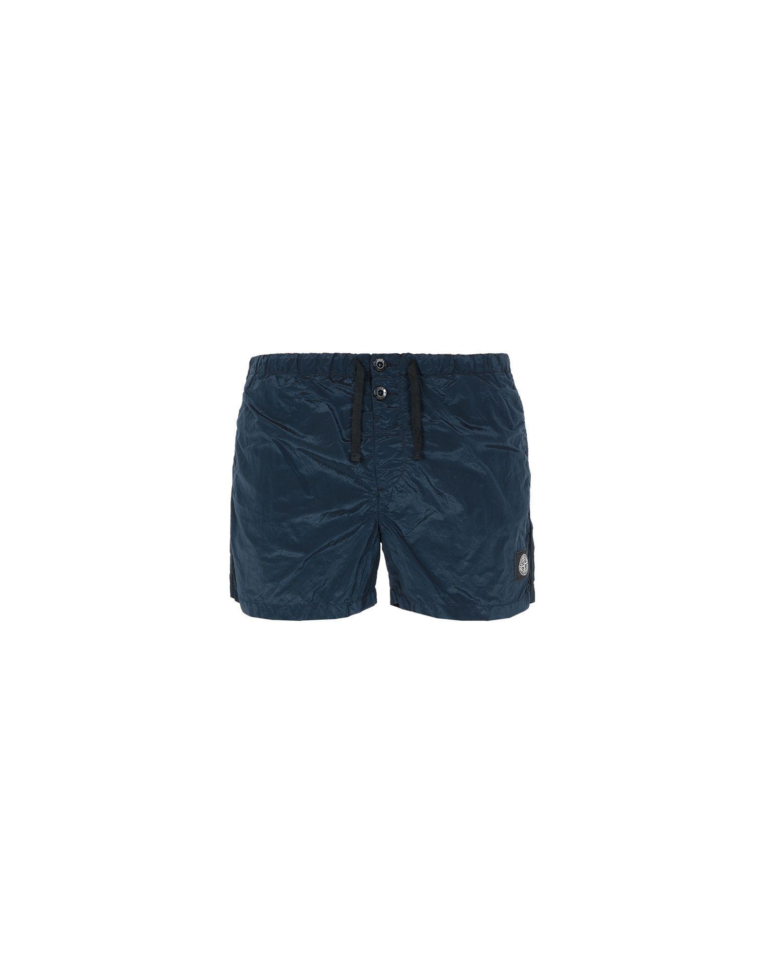 83cc22a755e0a Stone Island B0643 Nylon Metal in Blue for Men - Lyst