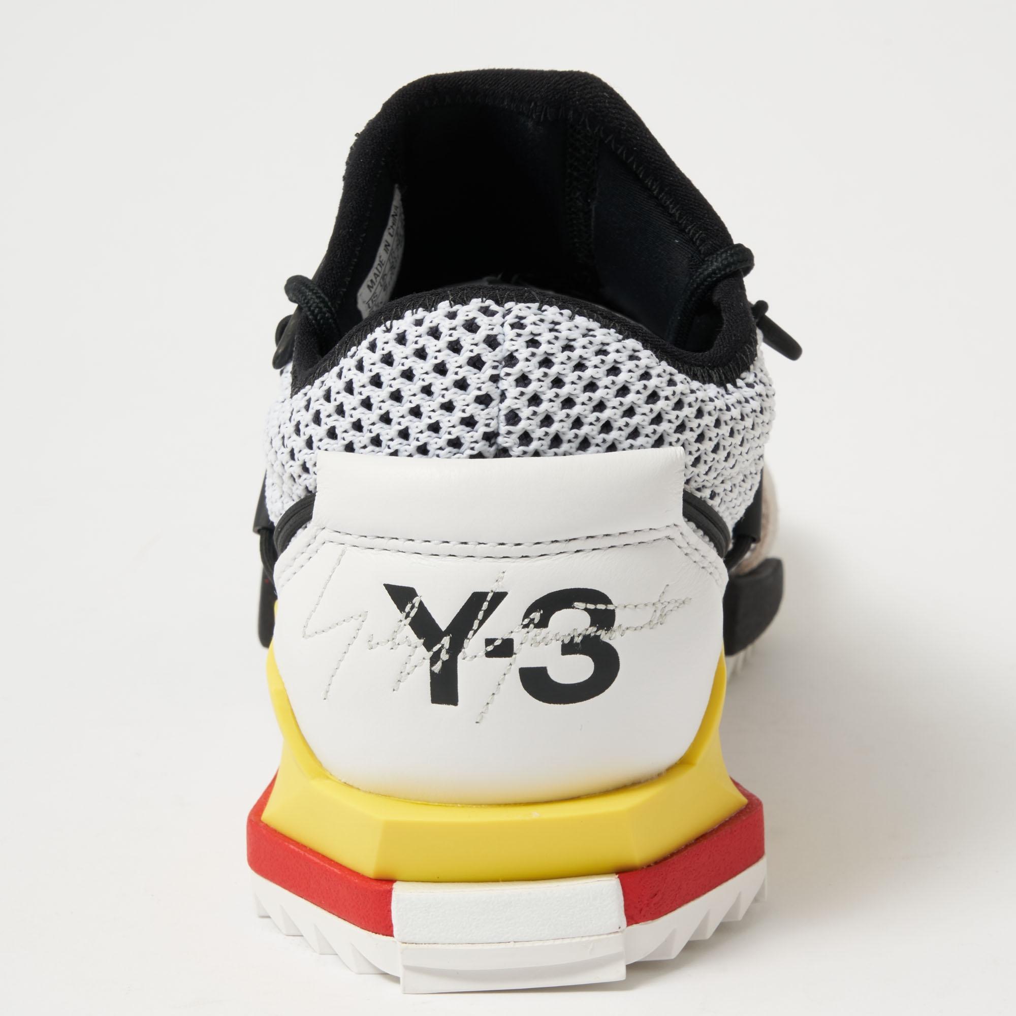 2929c671f Lyst - Y-3 Y-3 Harigane - White