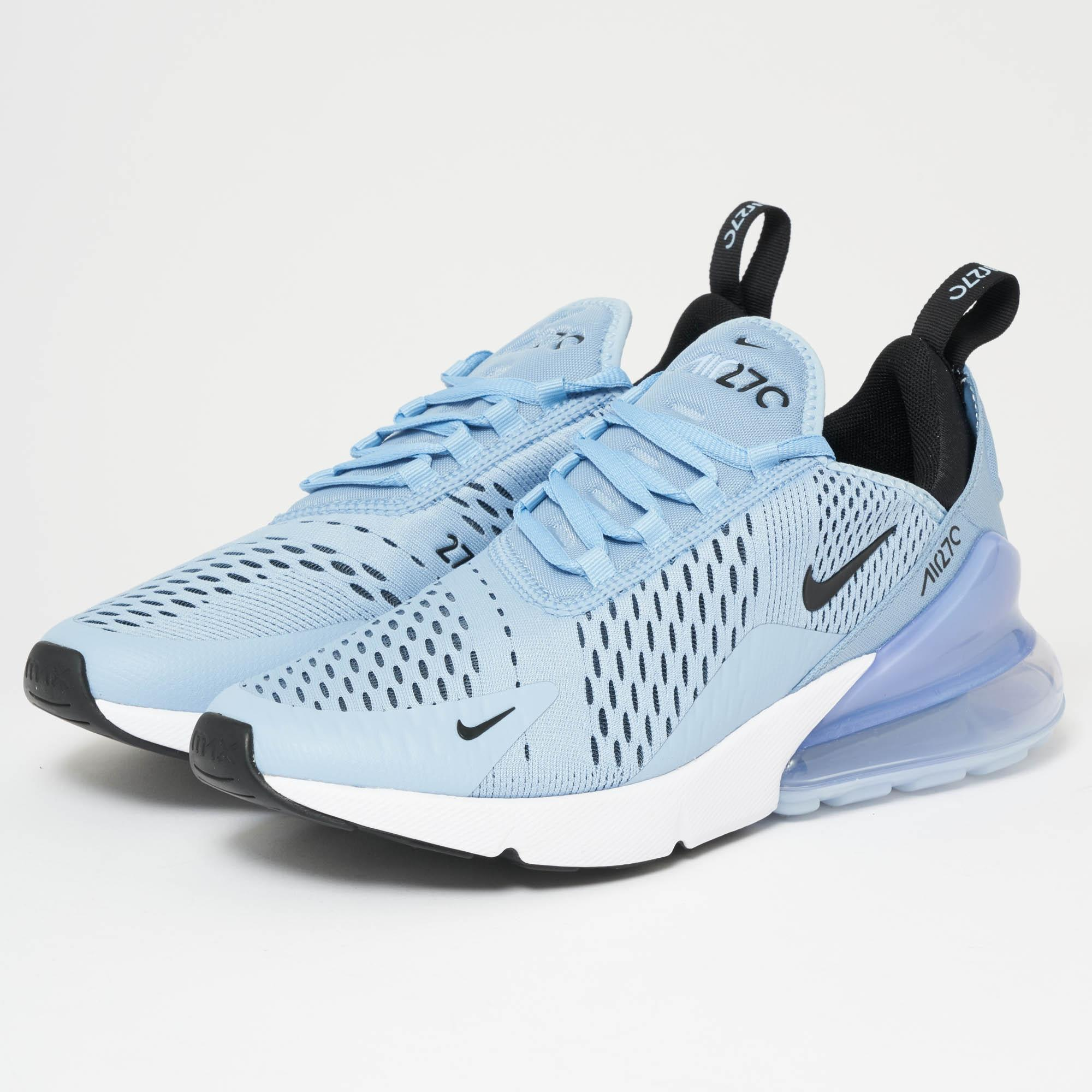 finest selection 70270 a4daa Lyst - Nike Air Max 270 - Leche Blue, Black   White in Blue for Men