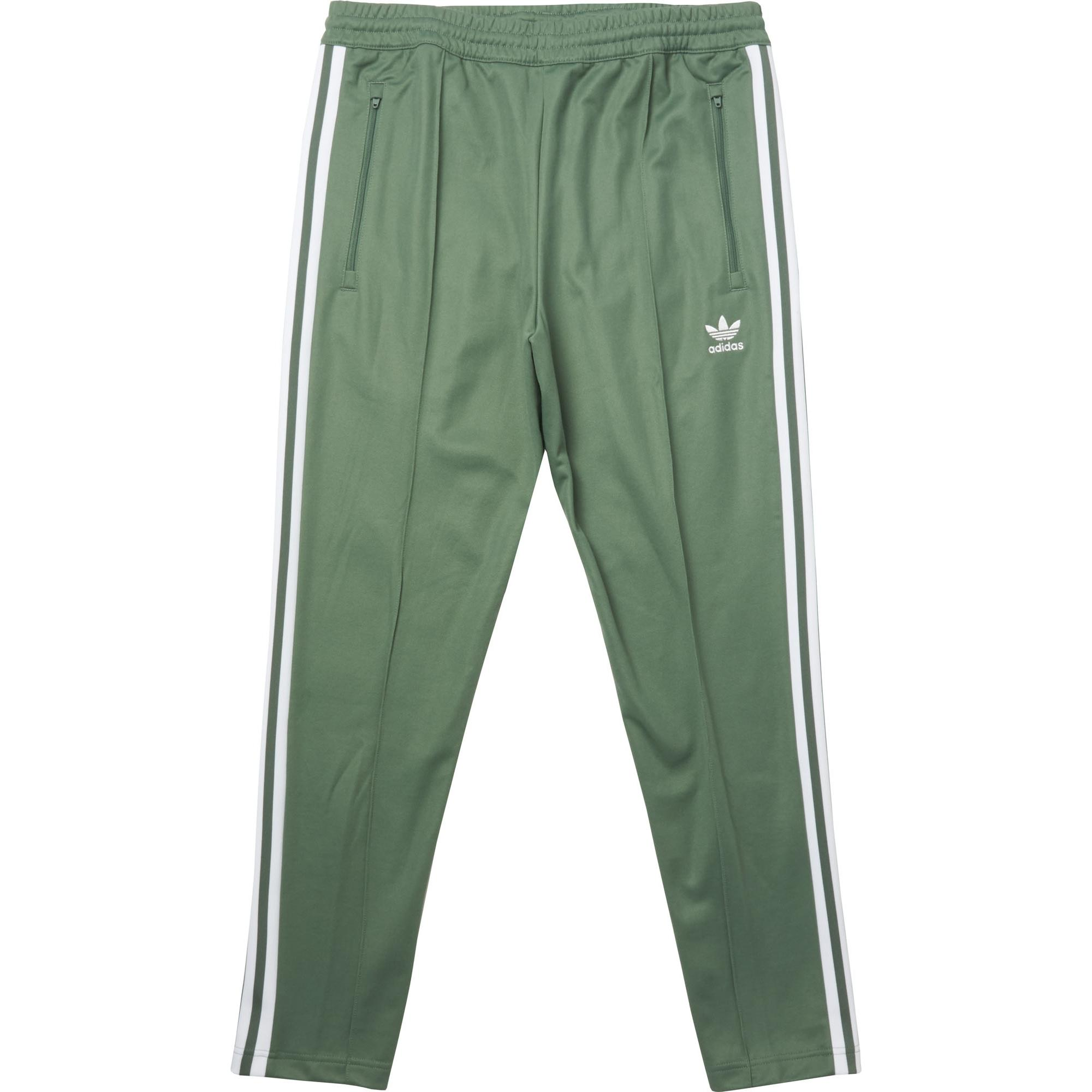 415e1a34bee adidas Originals Beckenbauer Track Pants - Trace Green in Green for ...